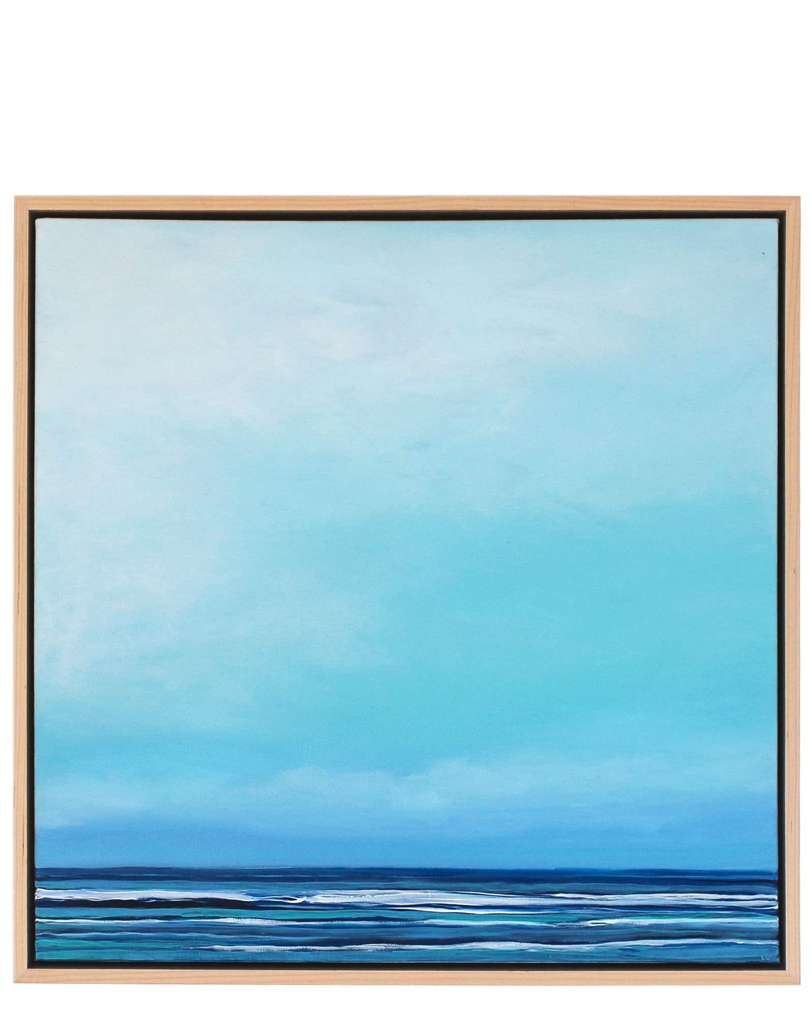 """Ocean Memories 142"" by Laurie Winthers,"