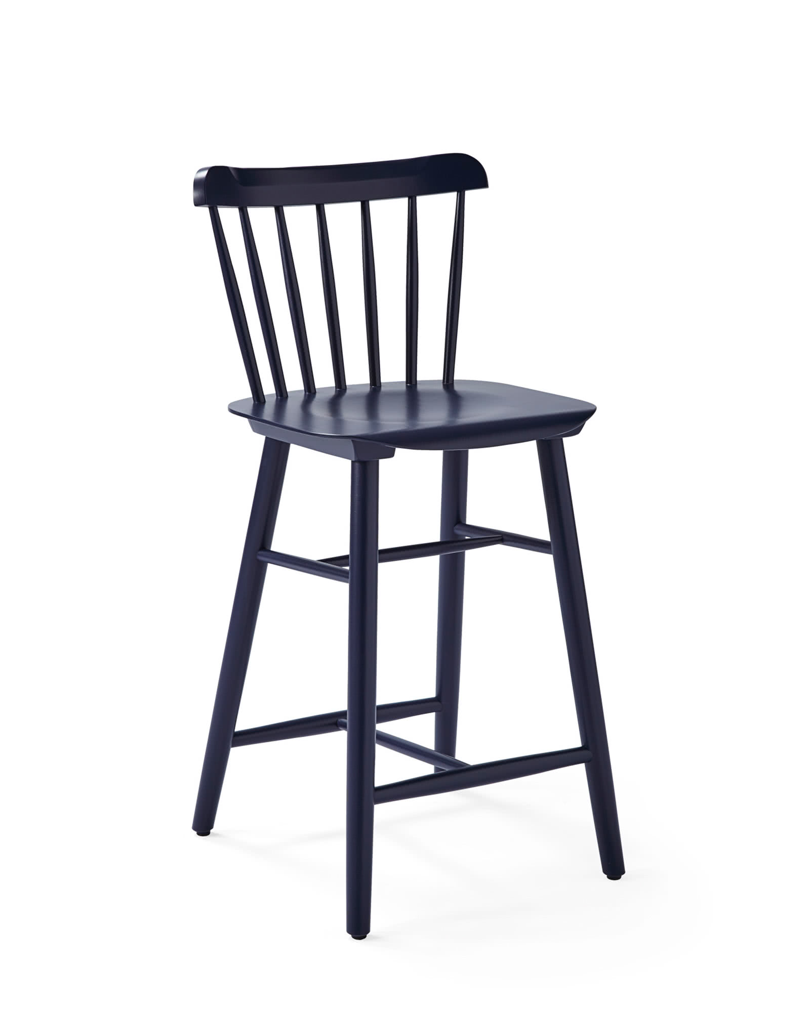 Tucker Counter Stool, Midnight