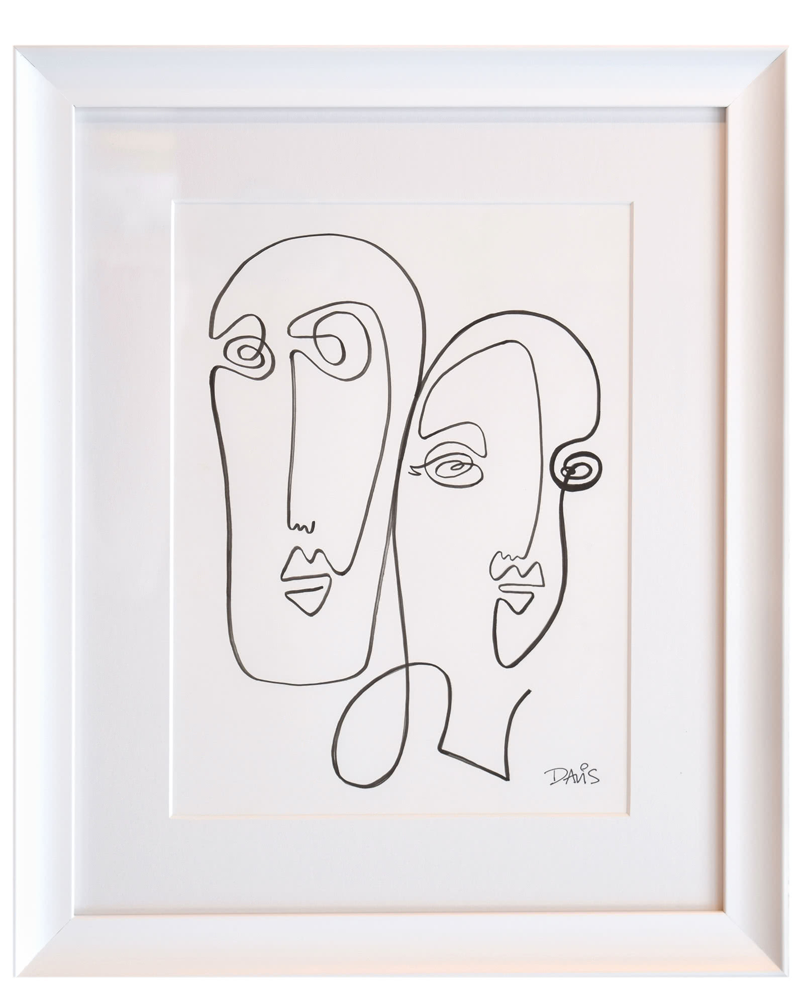 """""""Two Are Better Than One"""" by Carrie Davis,"""