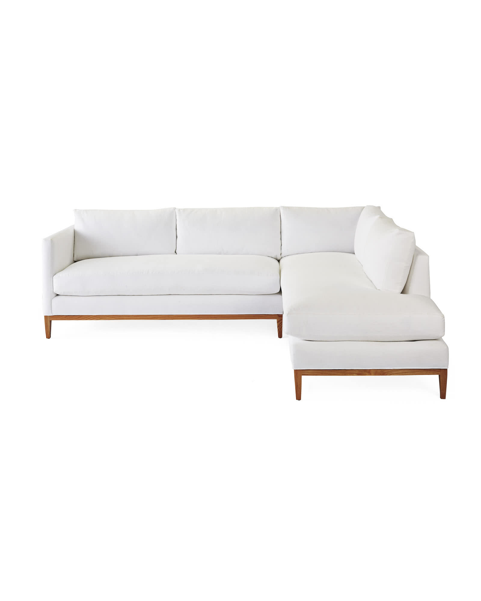 Barton L-Sectional – Right-Facing