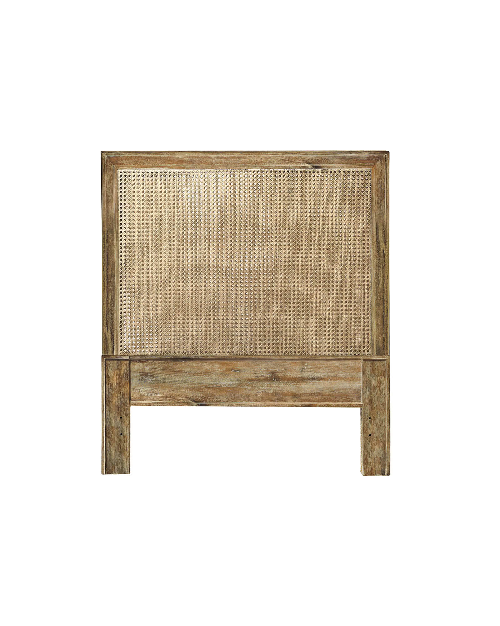 Harbour Cane Headboard, Natural