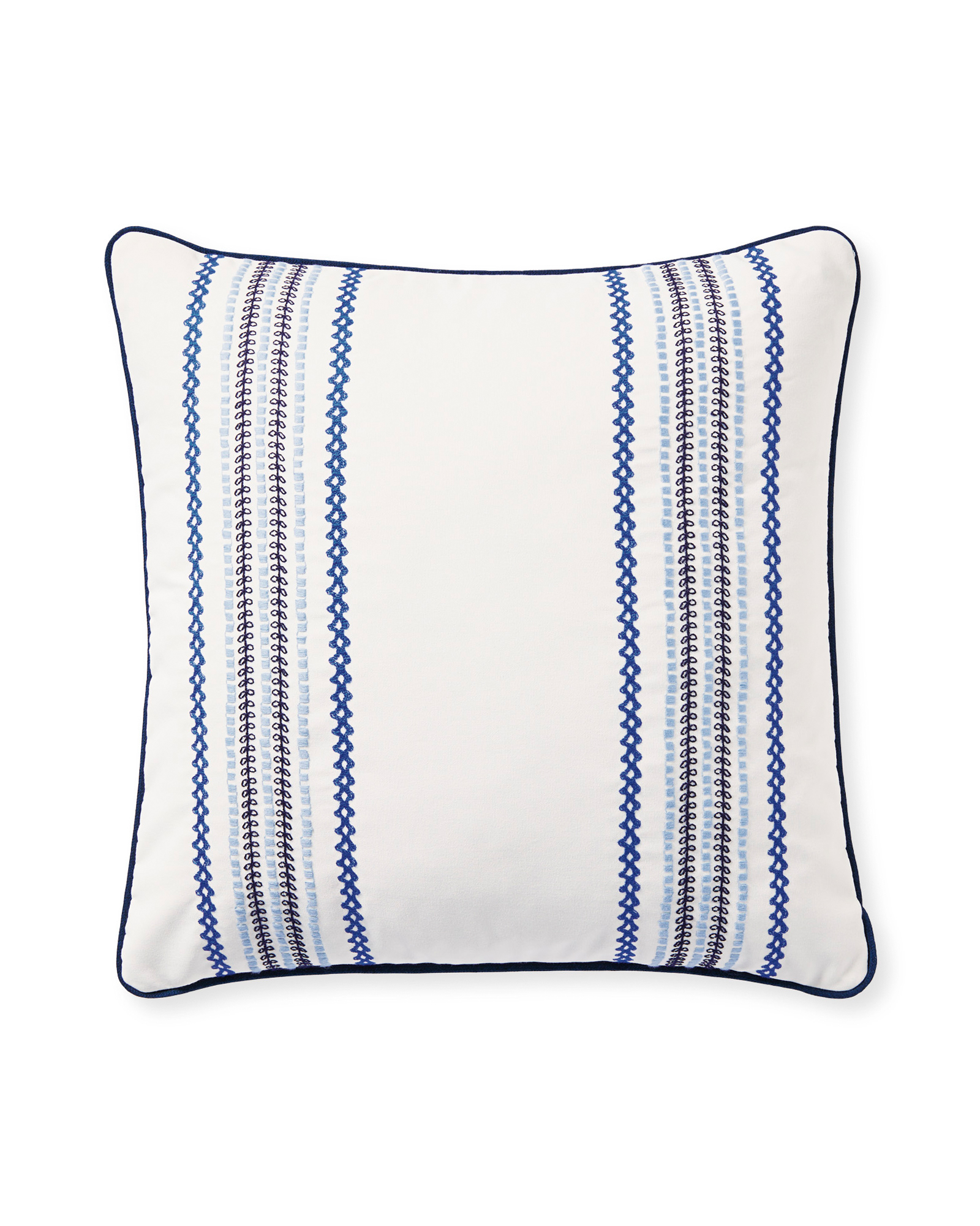 Aveiro Pillow Cover, Blue Multi