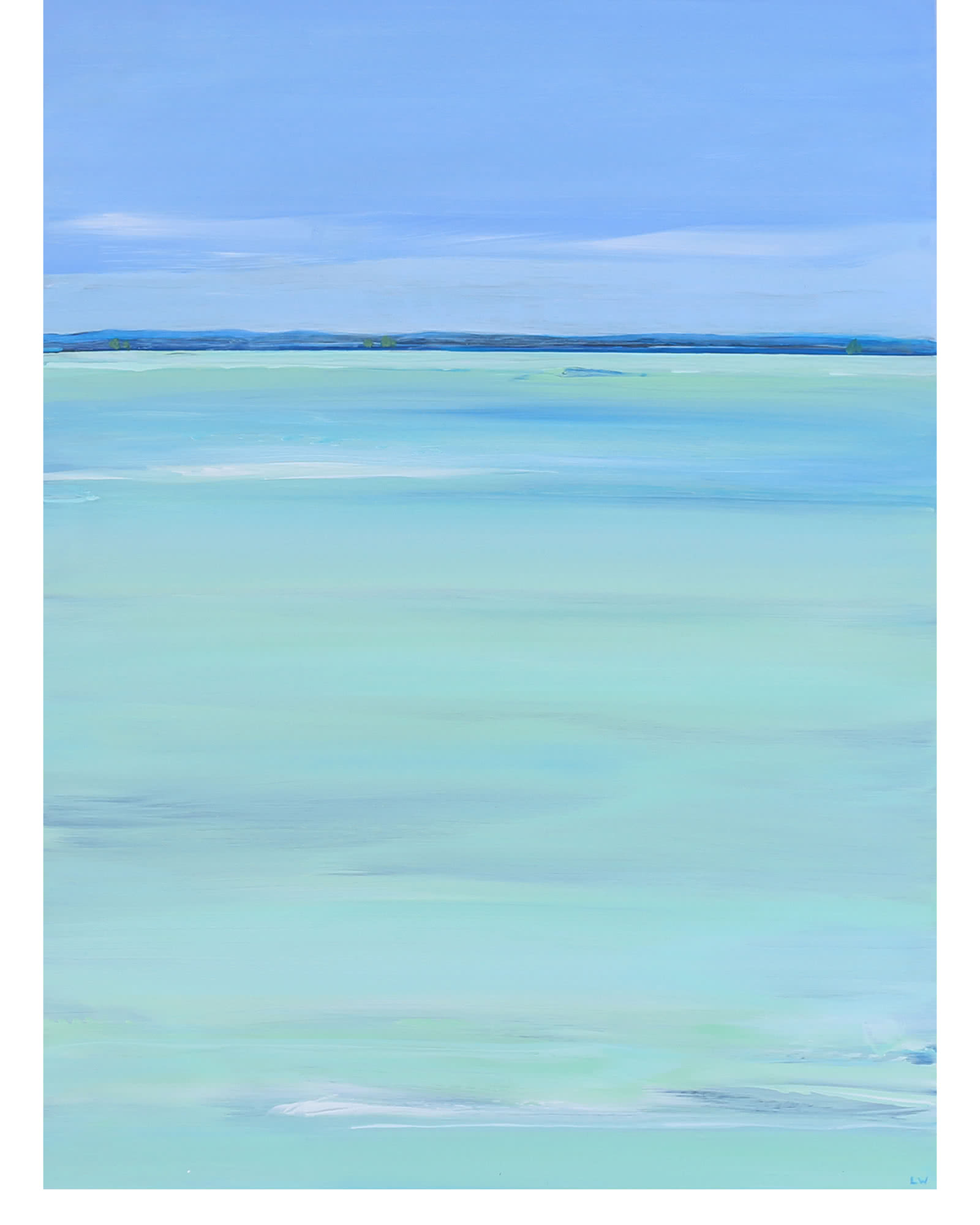 """Ocean Memories 138"" by Laurie Winthers,"