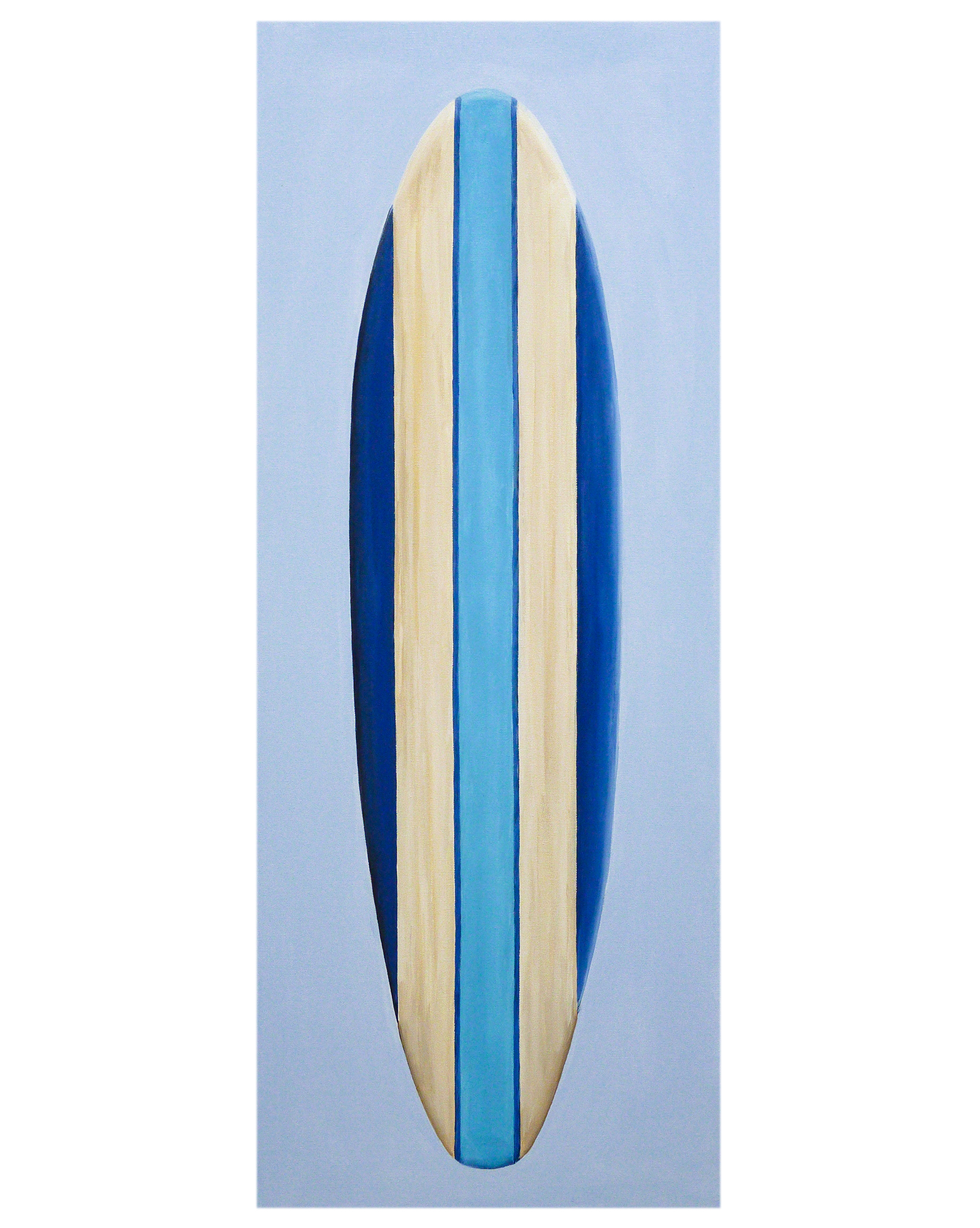 """Surfboard #11"" by Carol Saxe,"