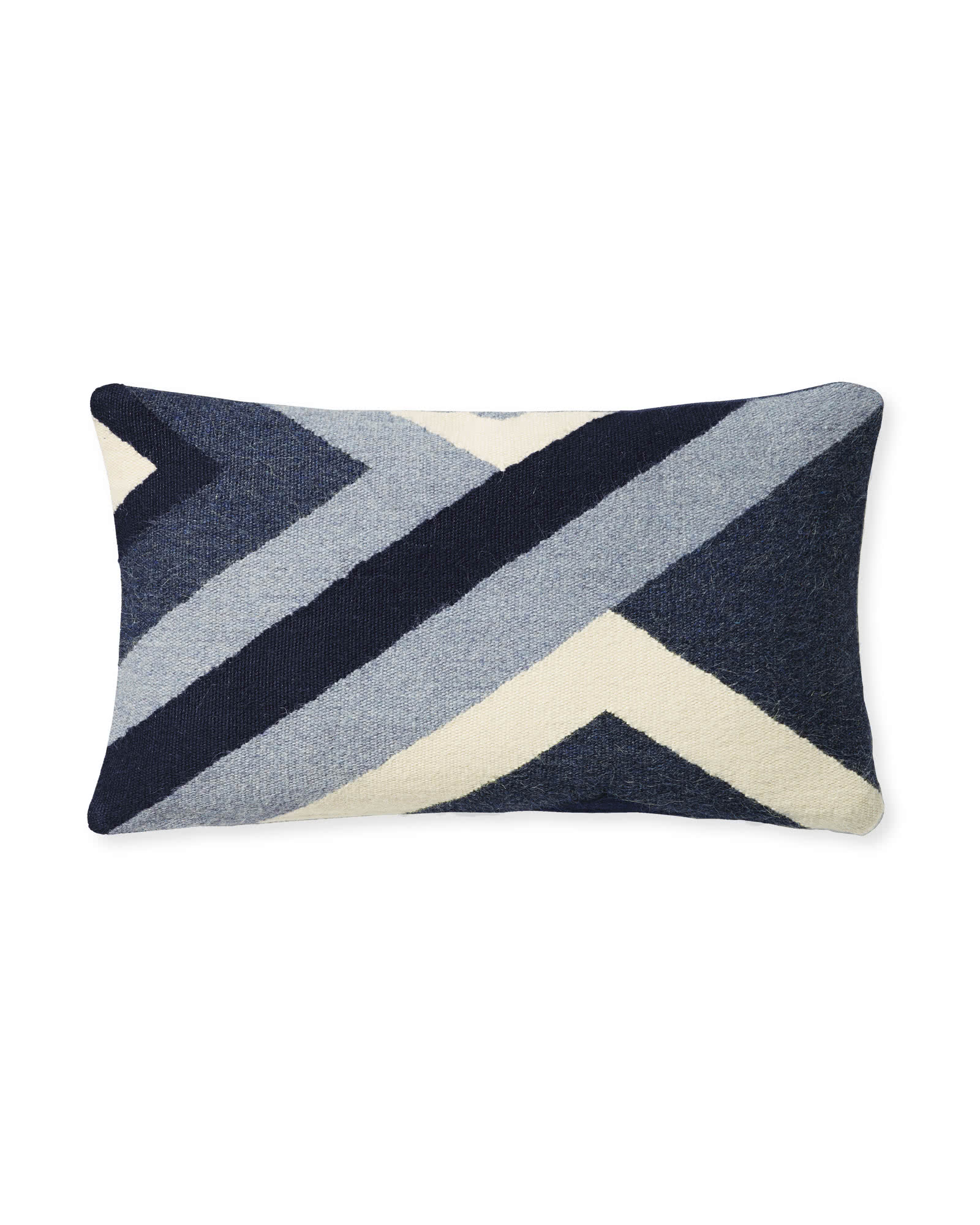 Devon Pillow Cover, Blue