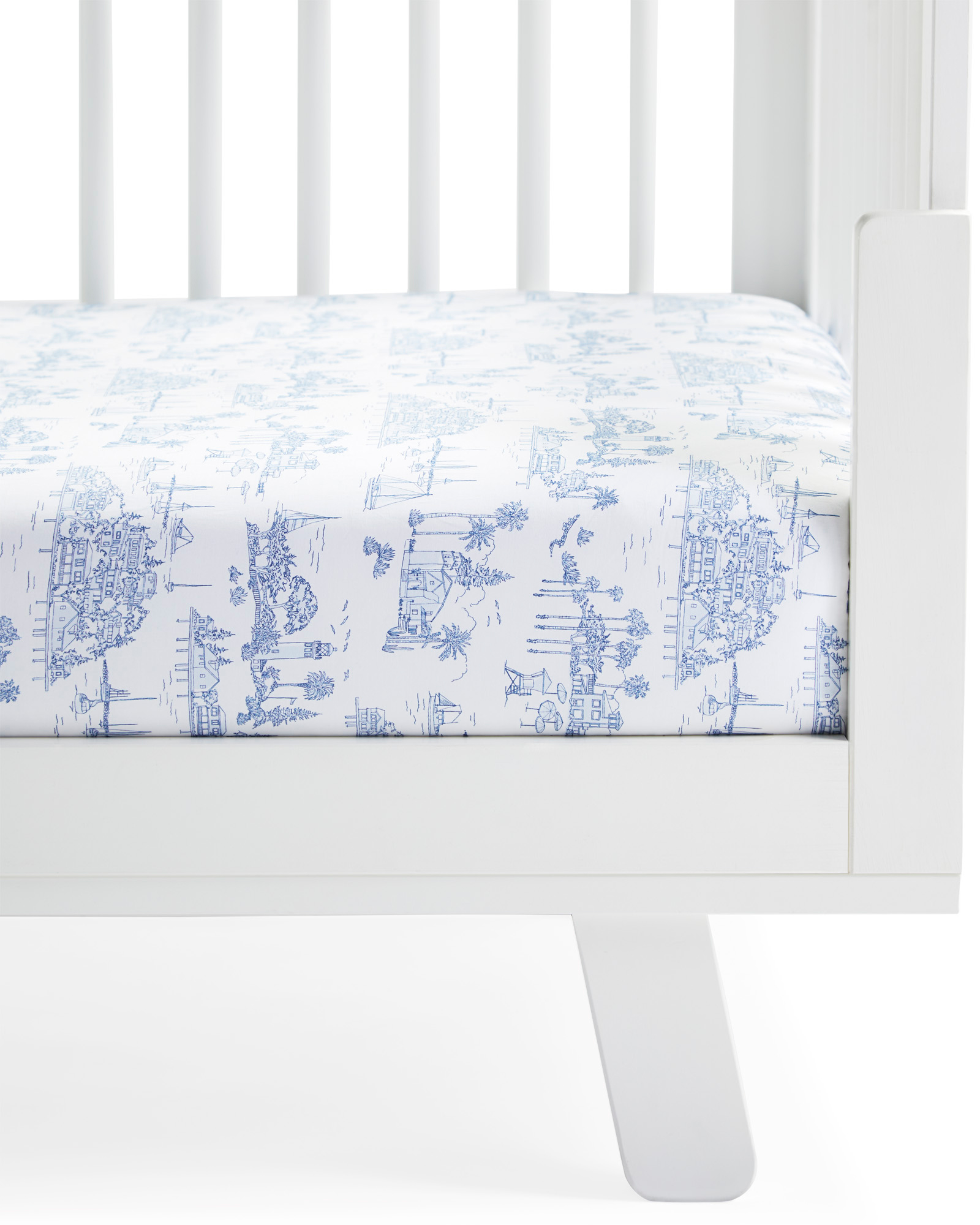 Seahaven Crib Sheet,