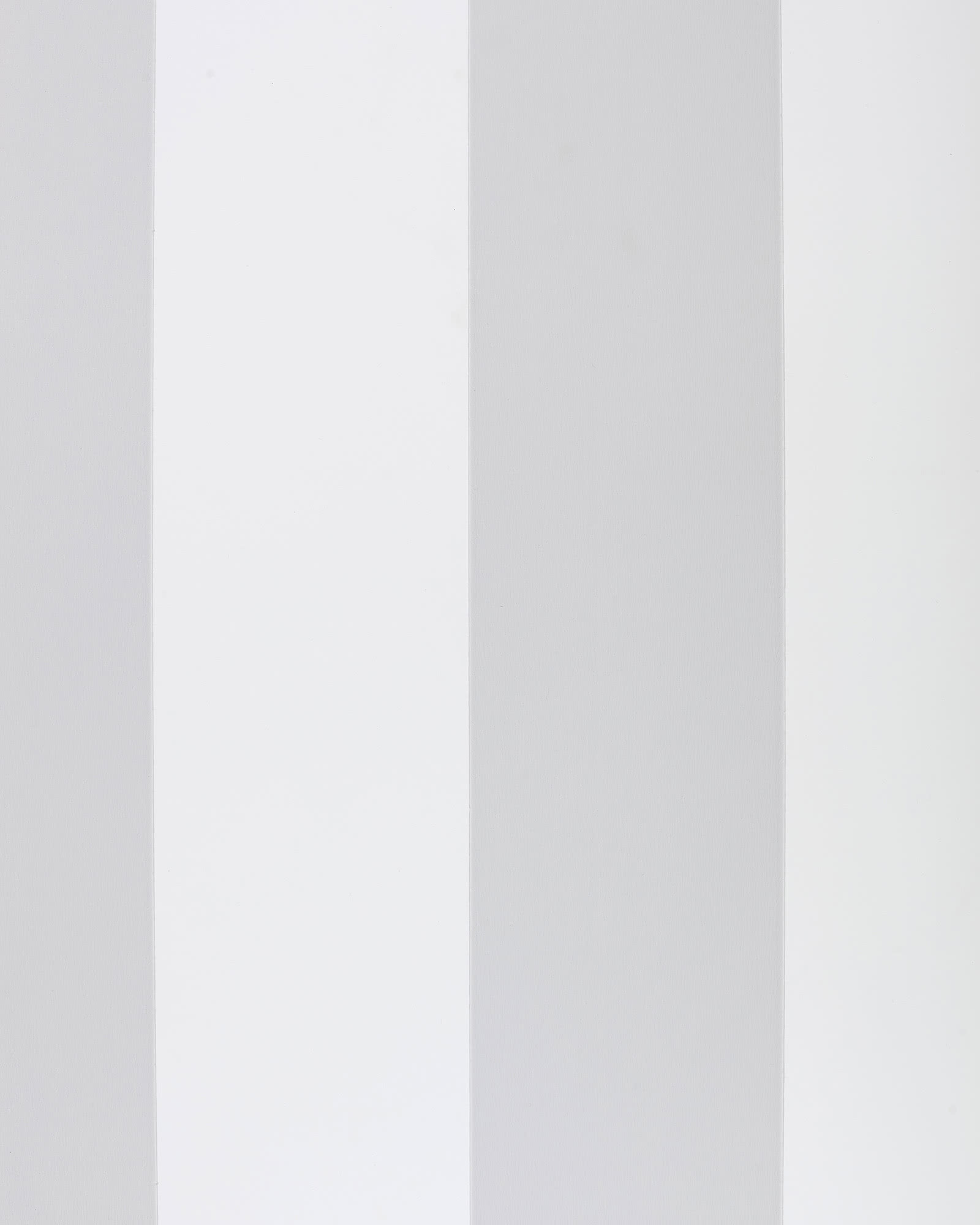 Wide Stripe Wallpaper Swatch, Fog