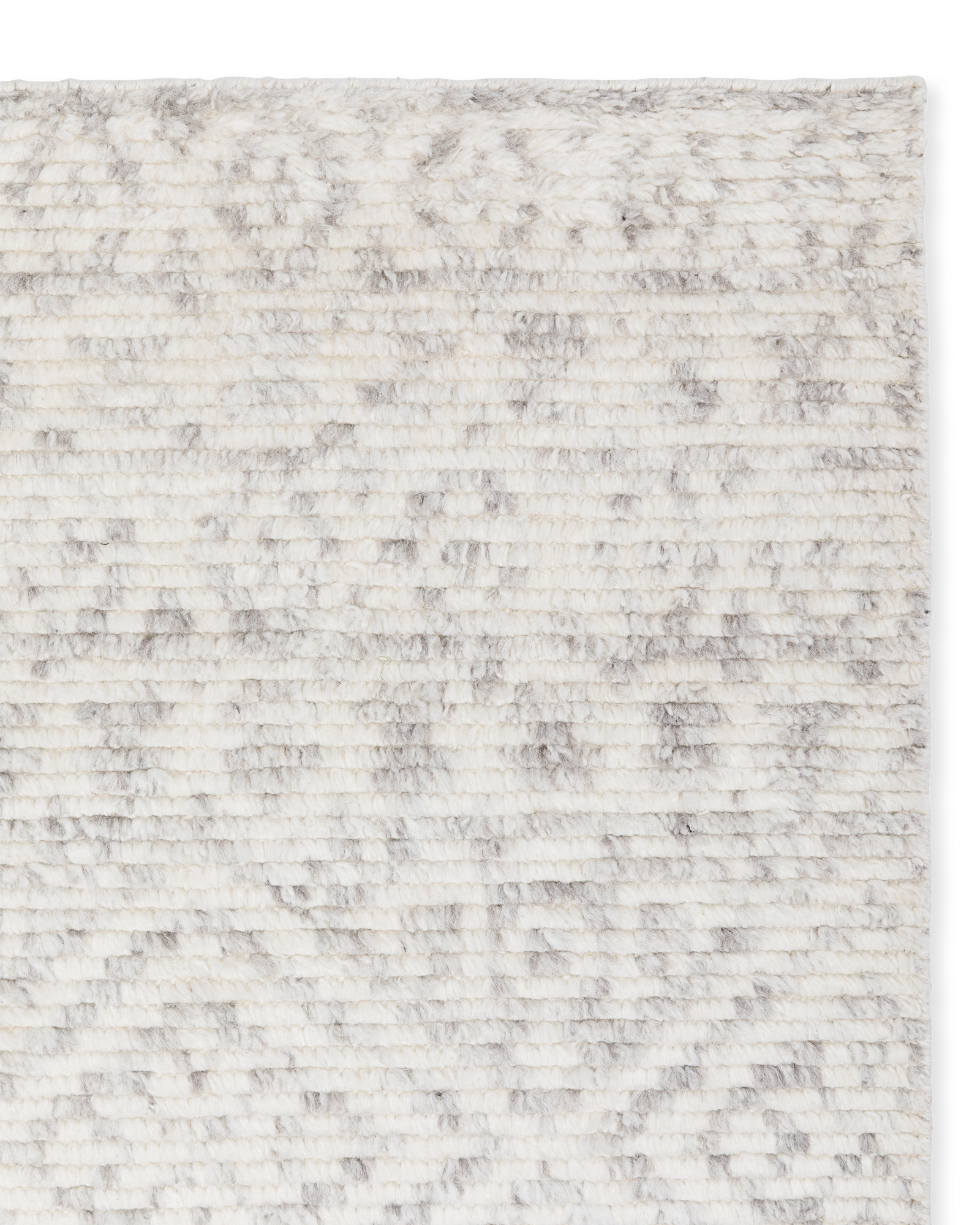 Adelaide Hand-Knotted Rug, Fog