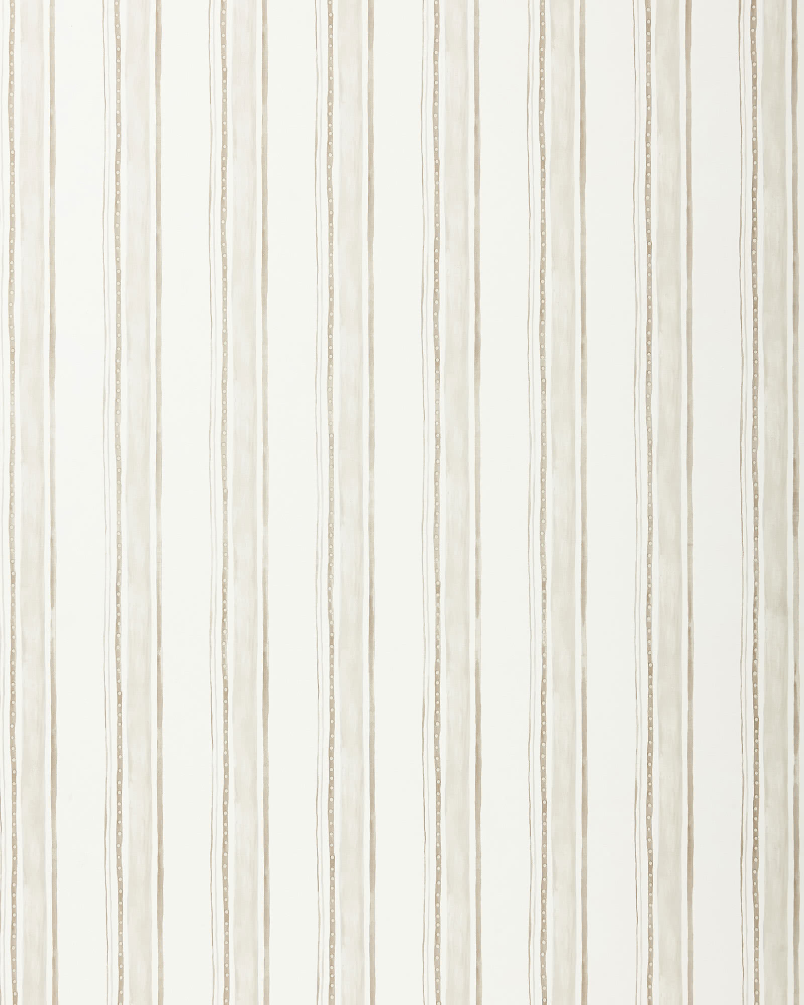 Acadia Stripe Wallpaper Swatch, Sand