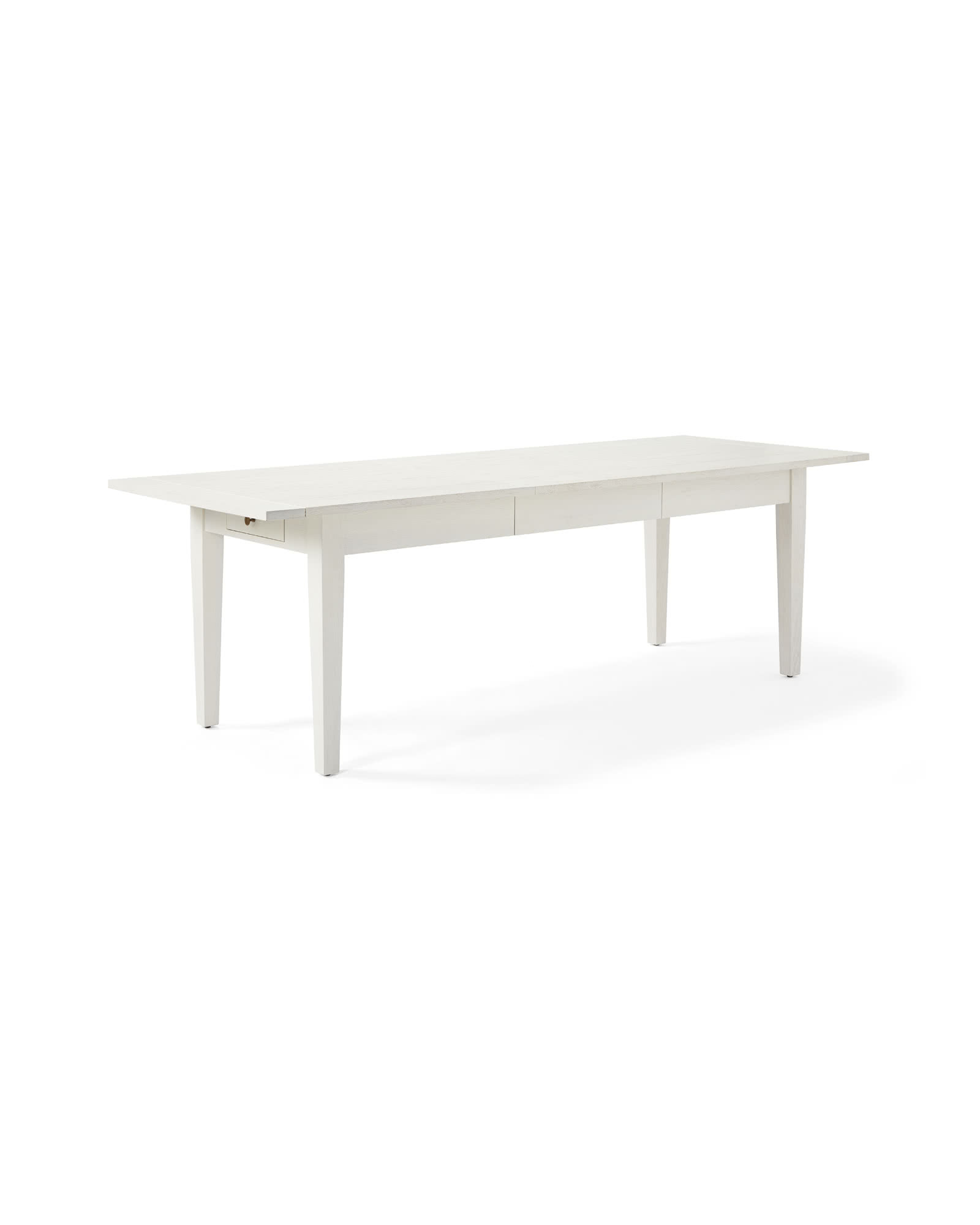 Beach House Expandable Dining Table, Saltwashed Oak