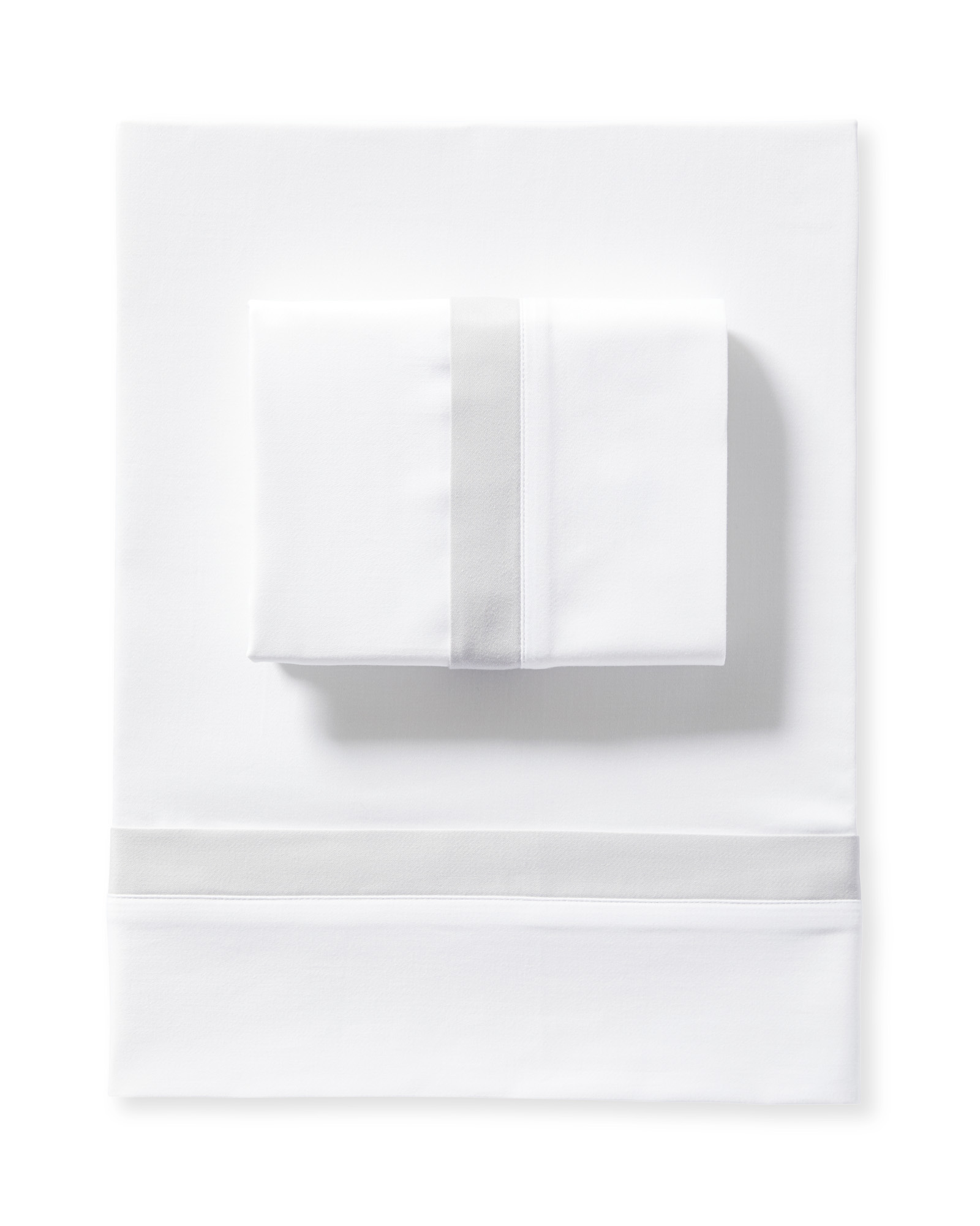 Border Frame Sheet Set, Fog