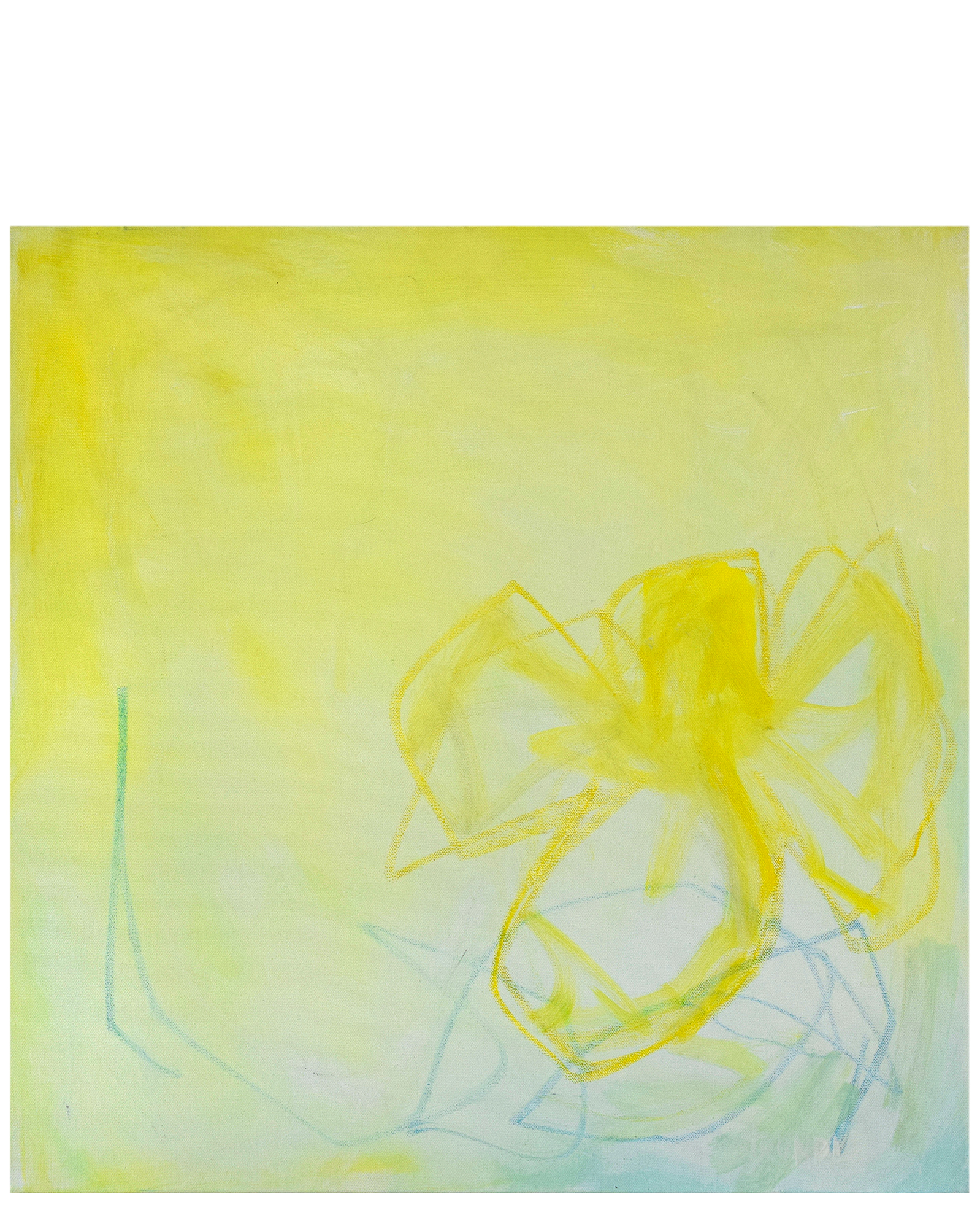 """""""Buttercup II"""" by Sarah Trundle,"""