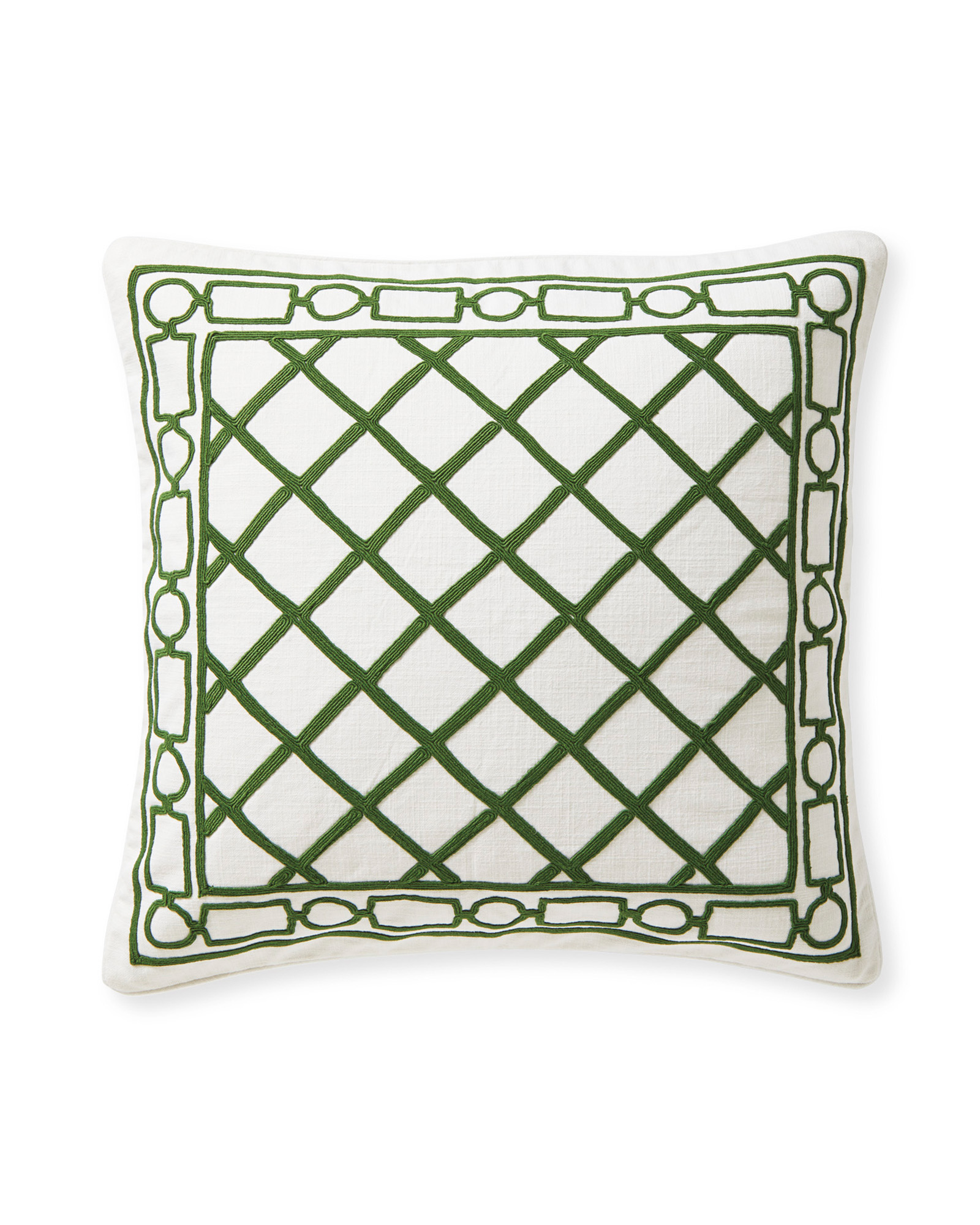 Arcata Pillow Cover, Moss