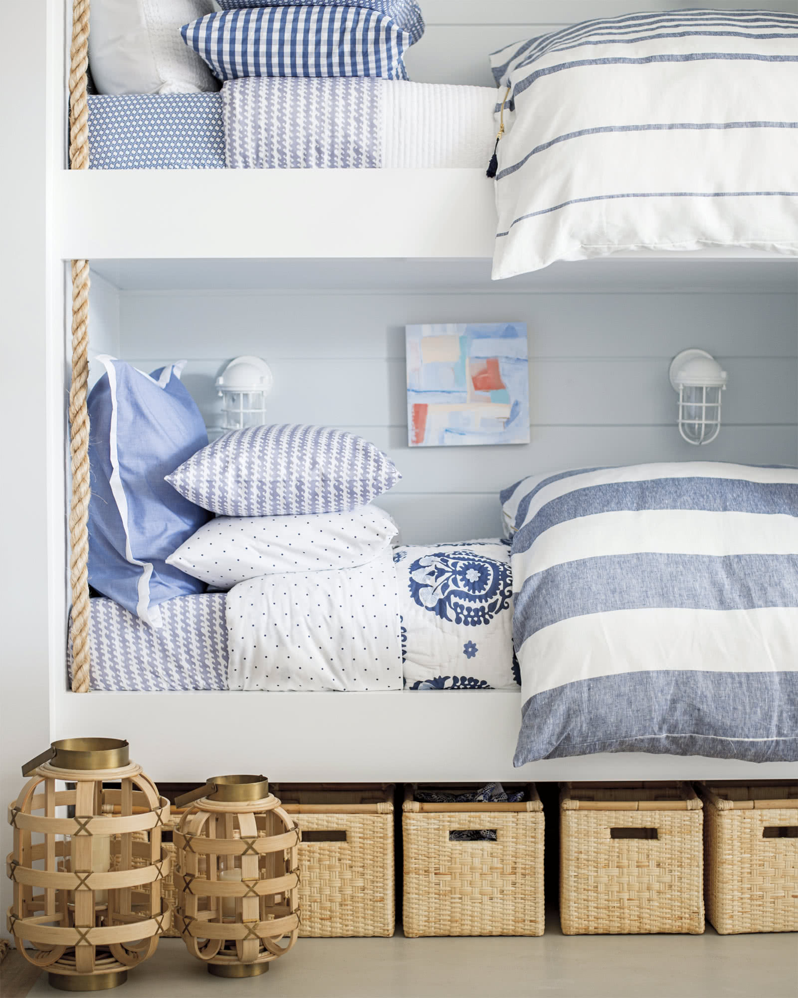 Hedgehouse Throwbed, Navy