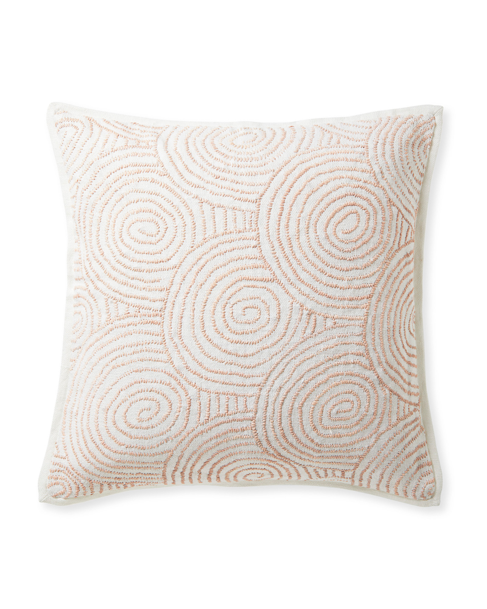 Ibiza Pillow Cover, Wild Rose