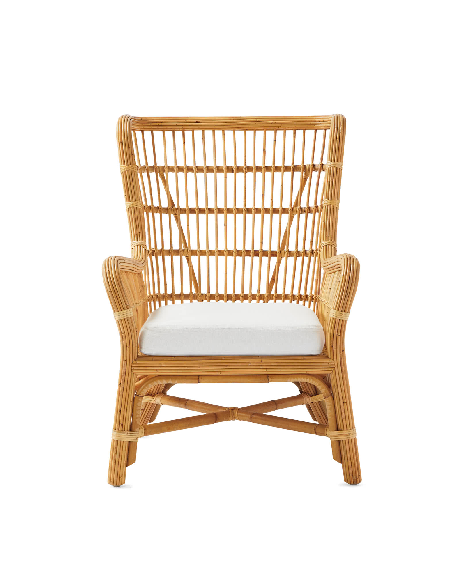 Bodega Bay Wing Chair by Serena And Lily