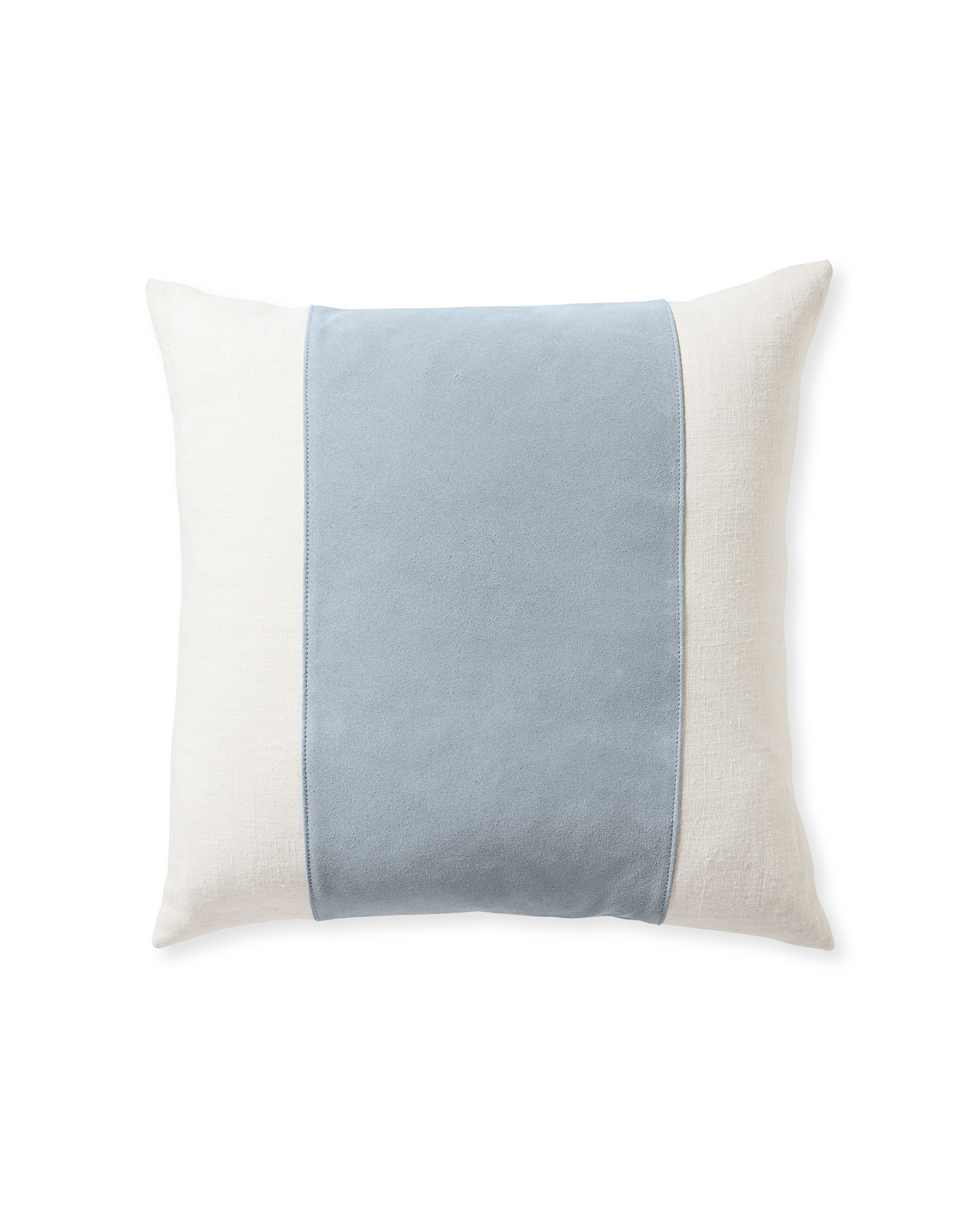 North Lake Pillow Cover, Coastal