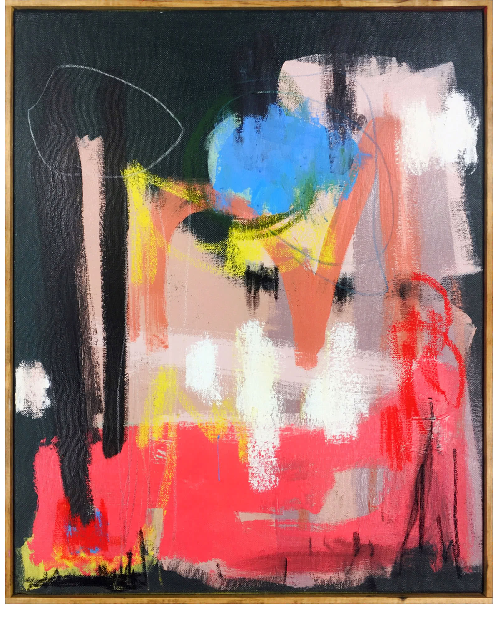 """""""On With It No.1"""" by Jenny Prinn,"""