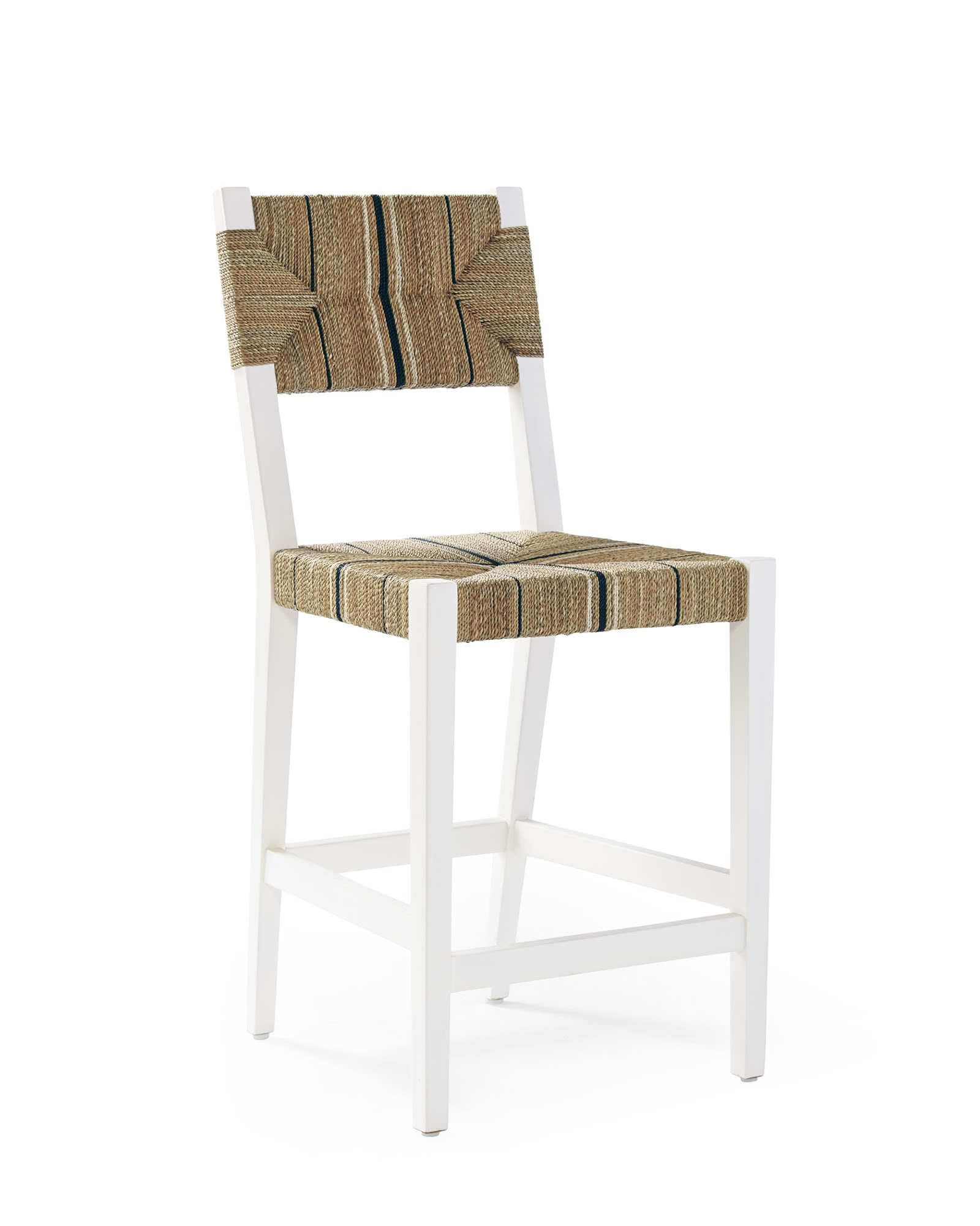 Carson Counter Stool, White