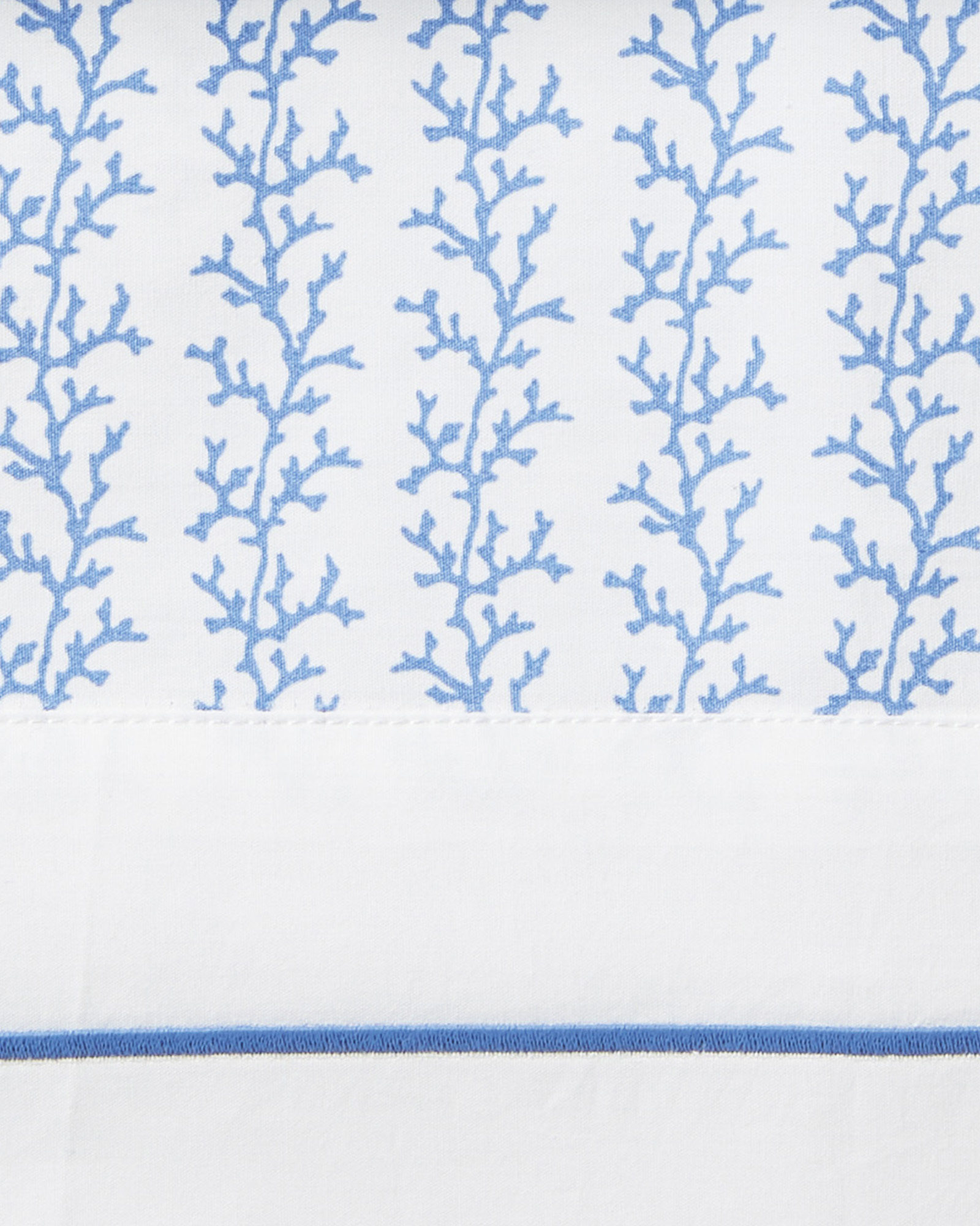 Beach Bay Sheet Swatch, French Blue