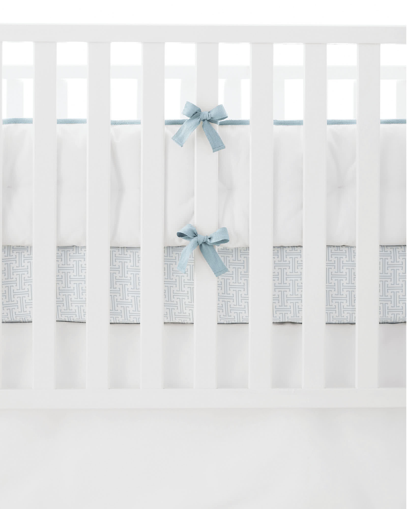 Nursery Basics Crib Bumper,