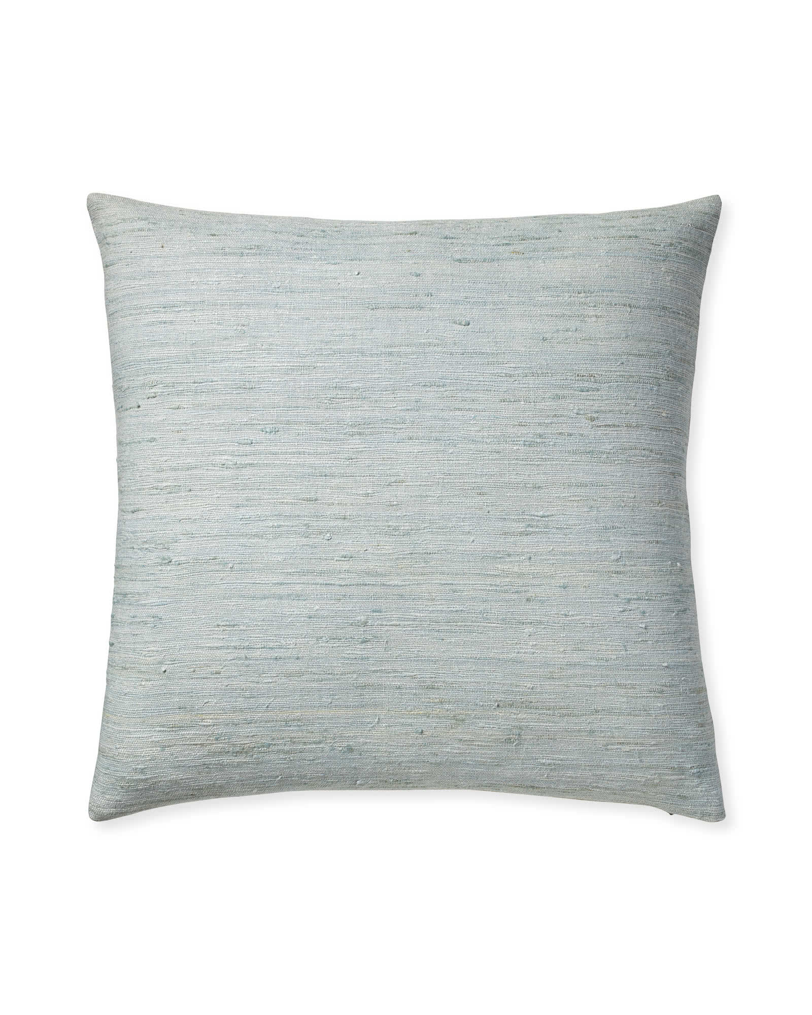 Provence Pillow Cover, Seaglass