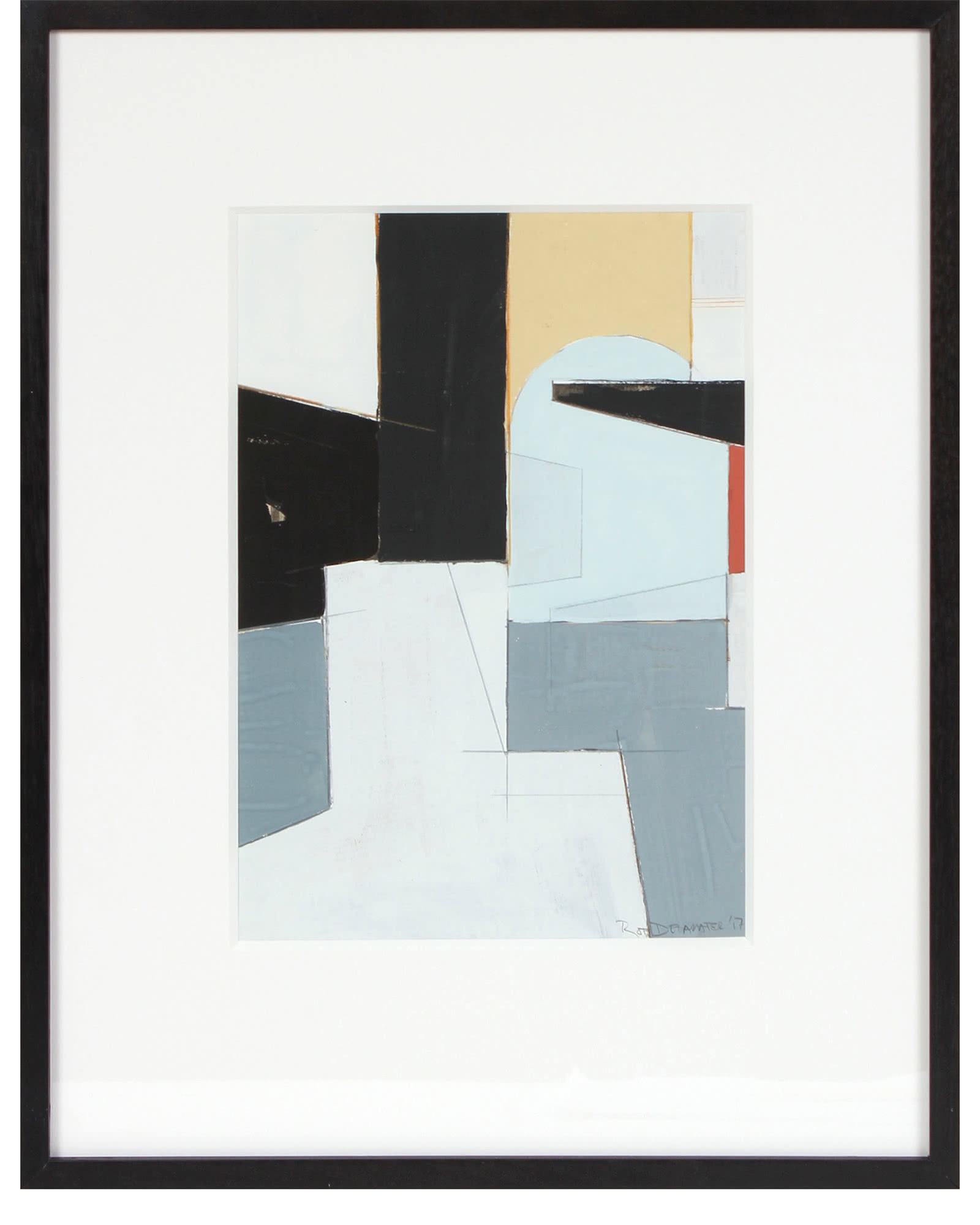 """""""The Geometry of Home VII"""" by Rob Delamater,"""