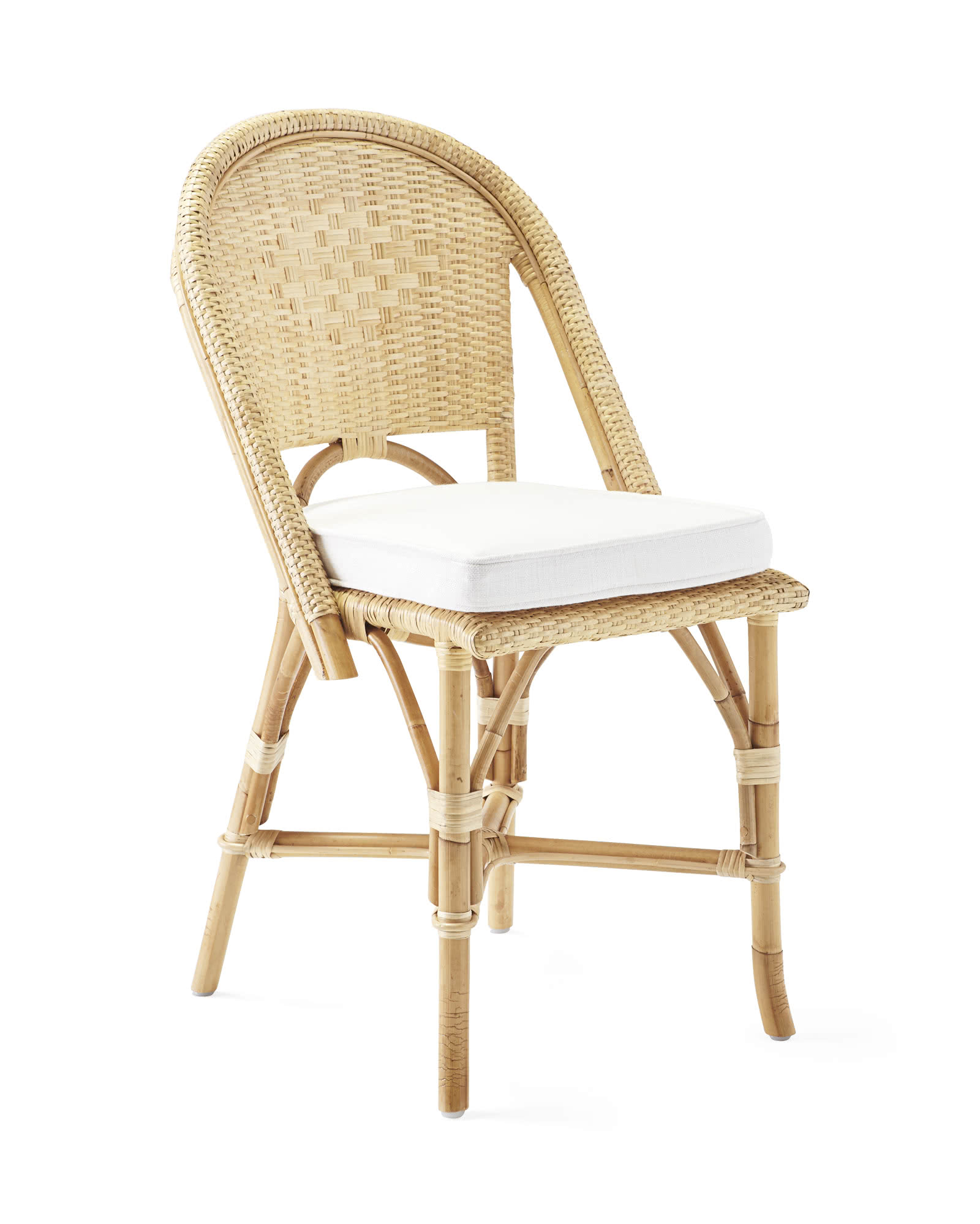 Riviera Side Chair - Natural,