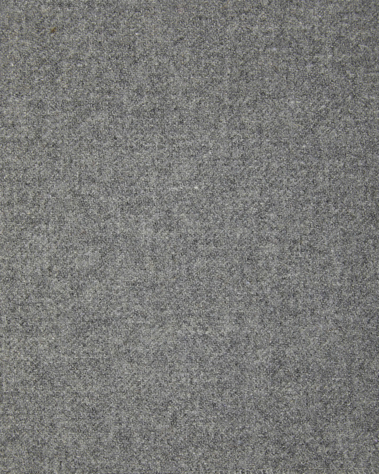 Wool Flannel Fabric, Ash