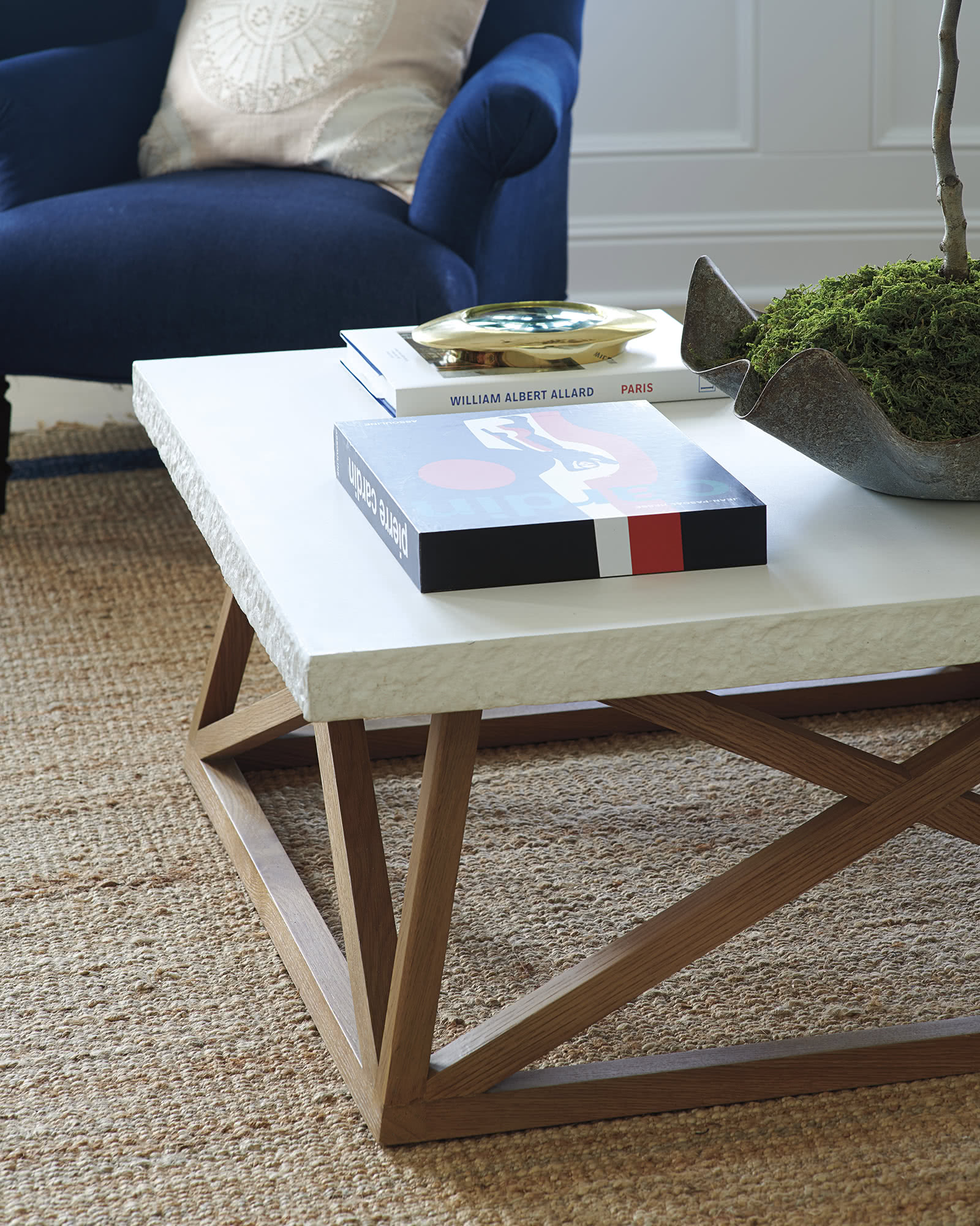 Ansel Coffee Table,