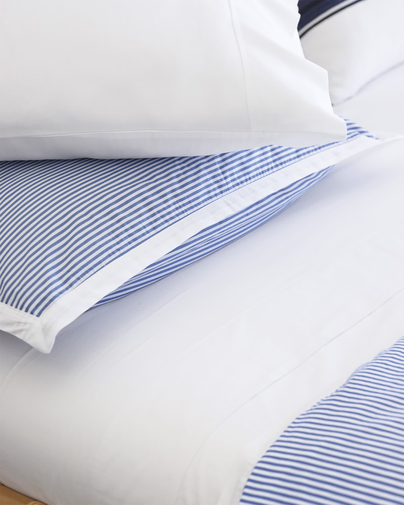 Classic White Sateen Sheet Set,
