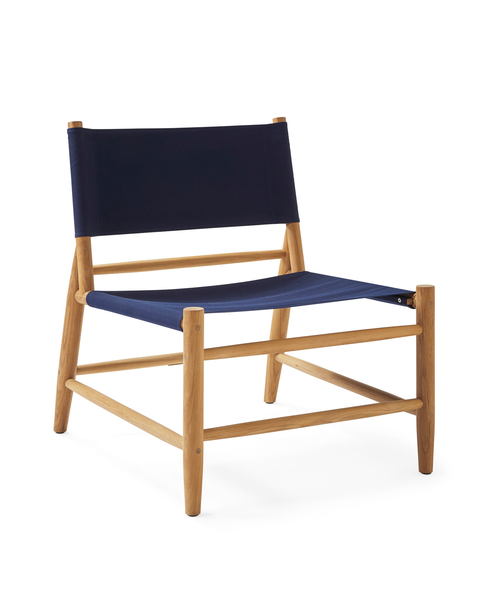 Pier Lounge Chair - Navy,