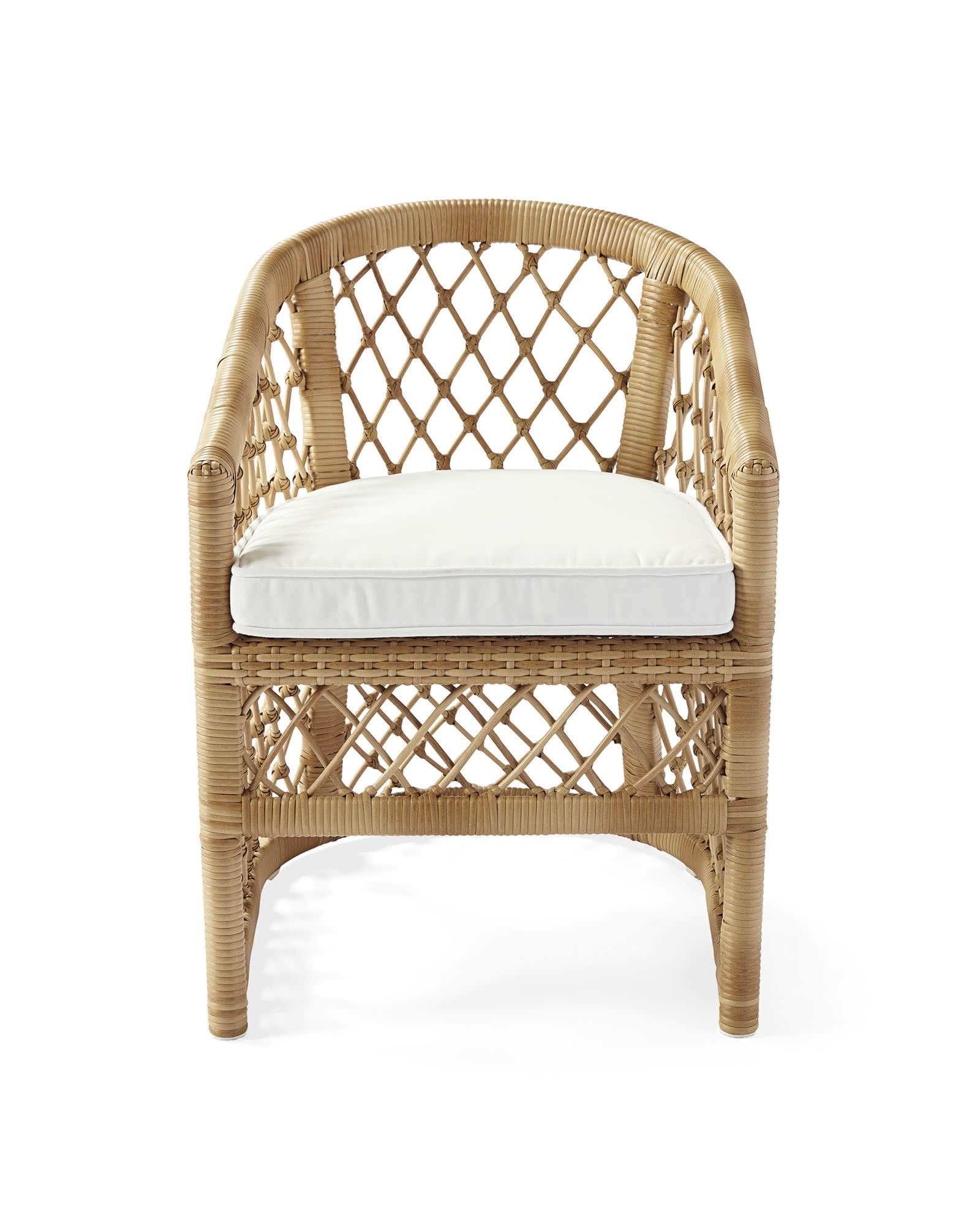 Capistrano Outdoor Dining Chair,