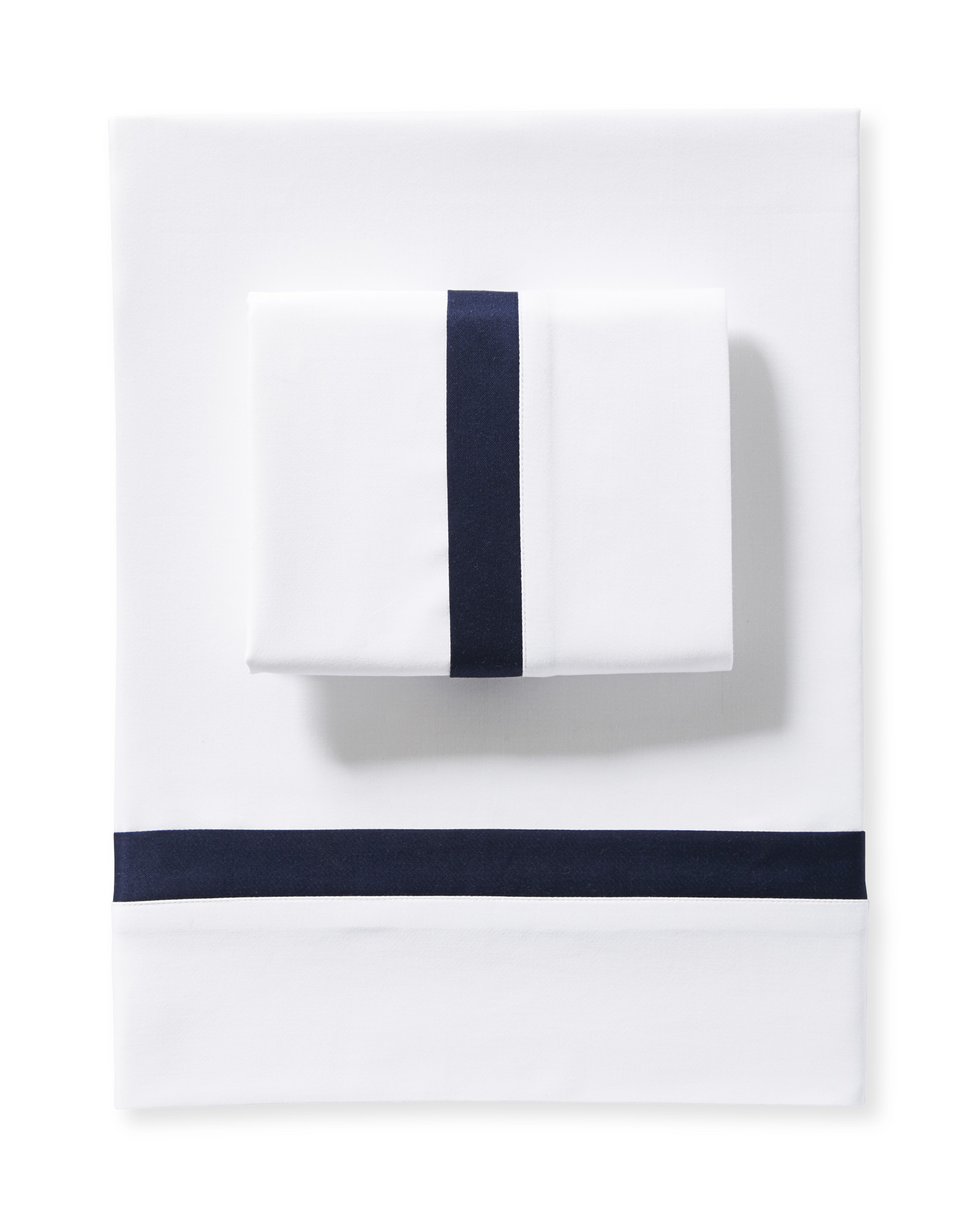 Border Frame Sheet Set, Midnight