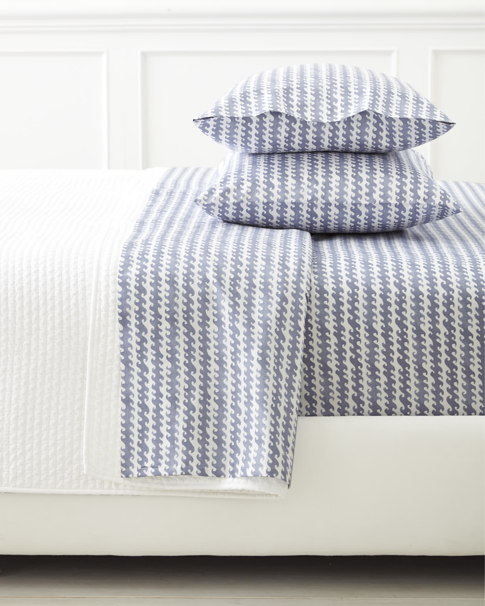 Wave Standard Pillowcases (Extra Set of 2),