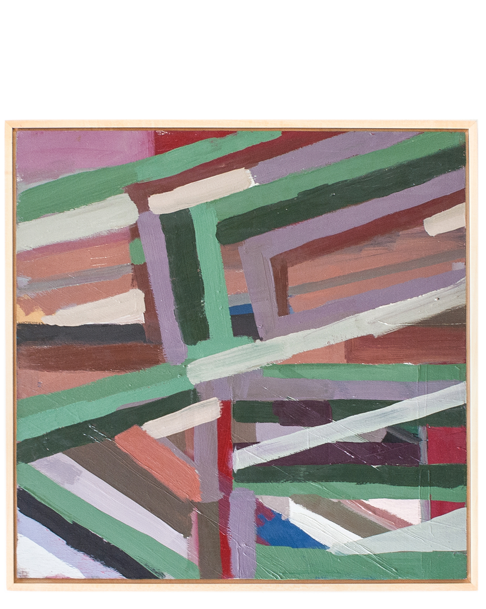 """Directional Abstraction"" by Megan Donnelly,"