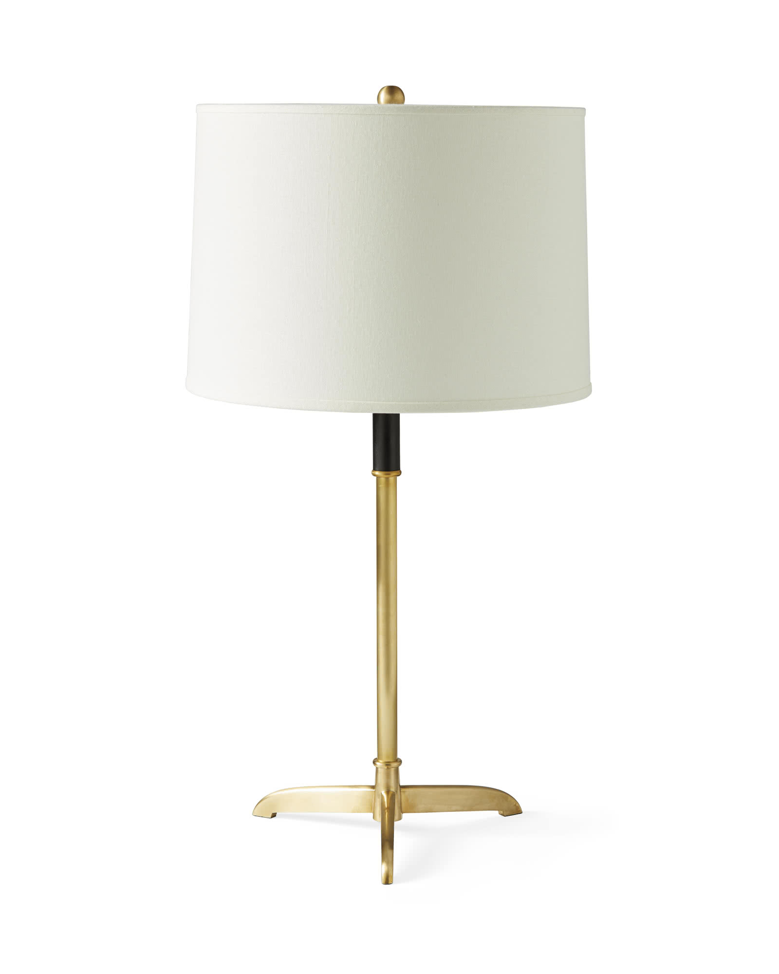 Cole Brass Table Lamp,