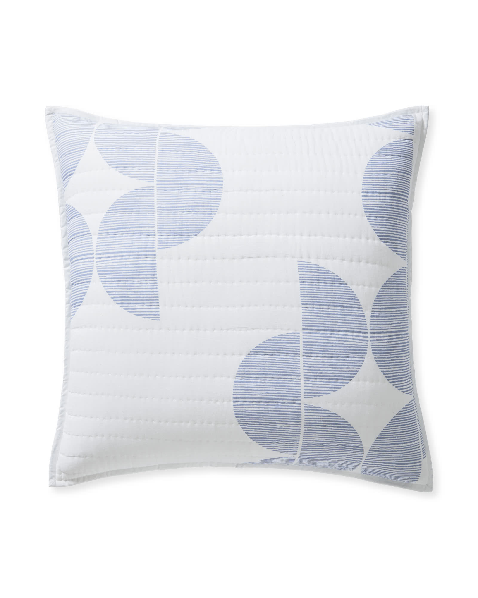 Seaport Quilted Shams,