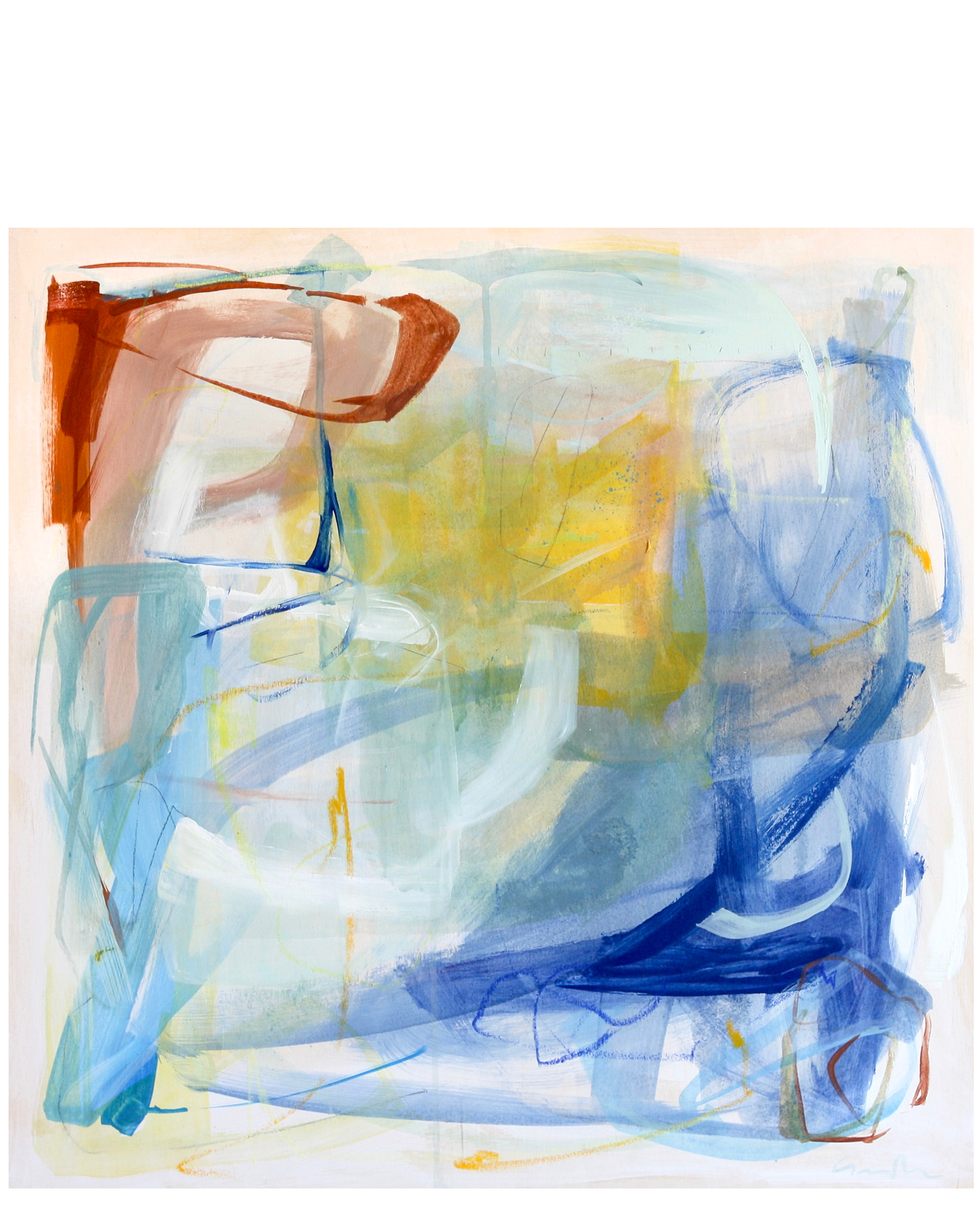 """""""In the Flow"""" by Emily Brown,"""