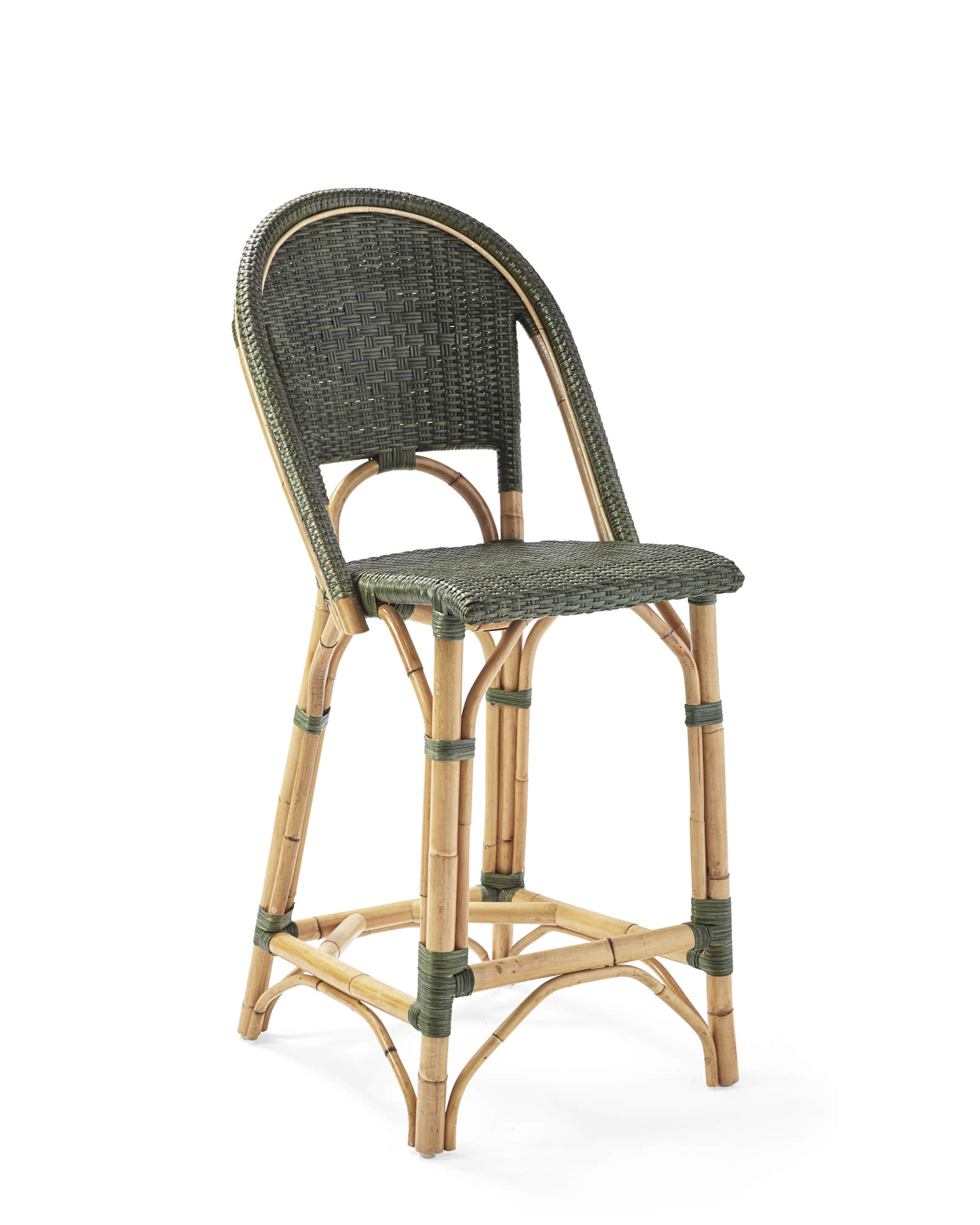 Sunwashed Riviera Counter Stool, Grove