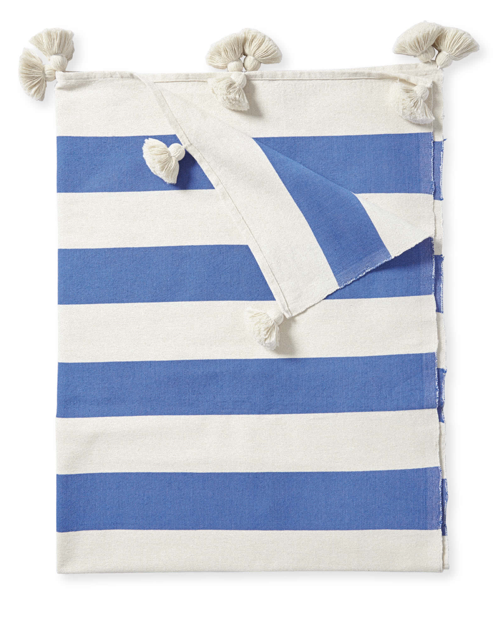 Casablanca Bold Stripe Throw,