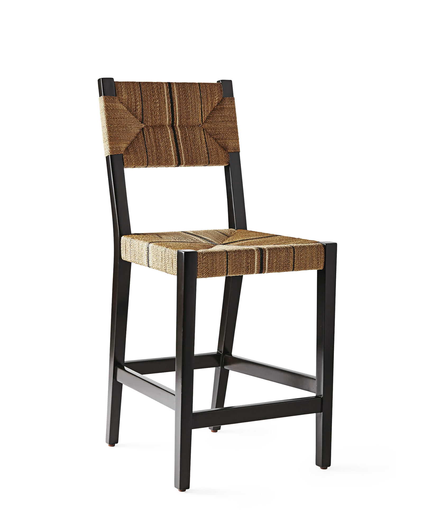 Carson Counter Stool, Ebony