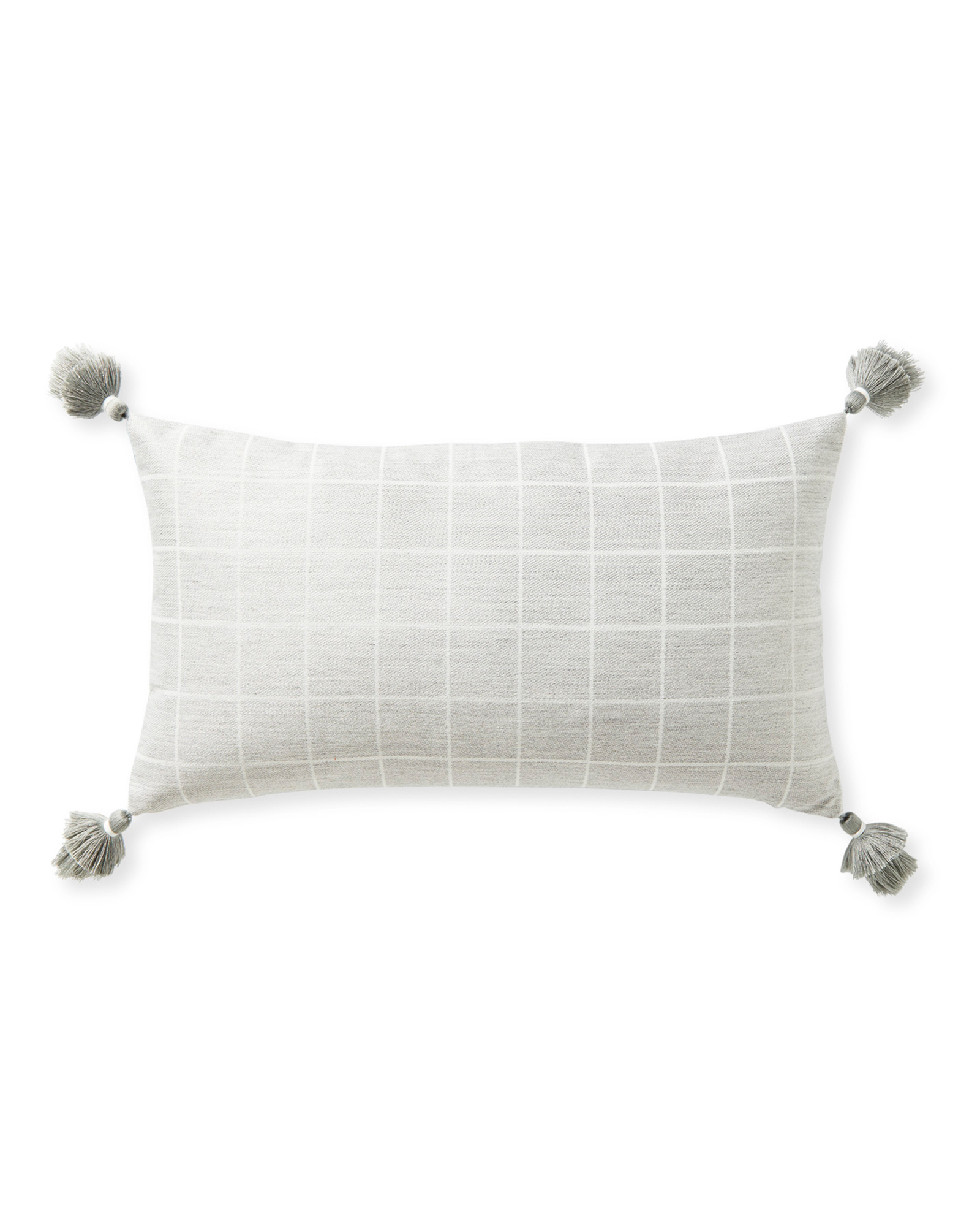 Mayne Pillow Cover, Fog