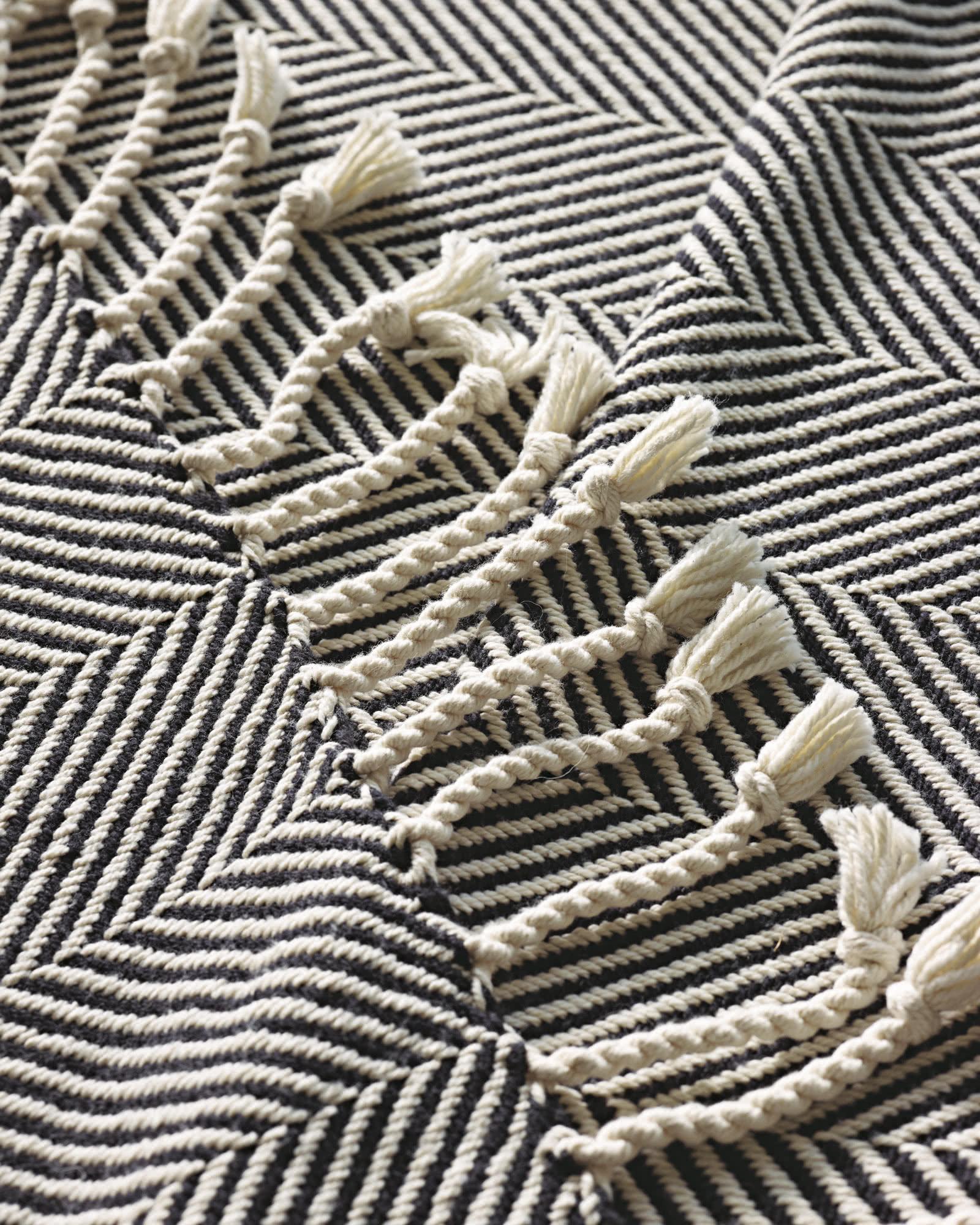 Brahms Mount Herringbone Throw