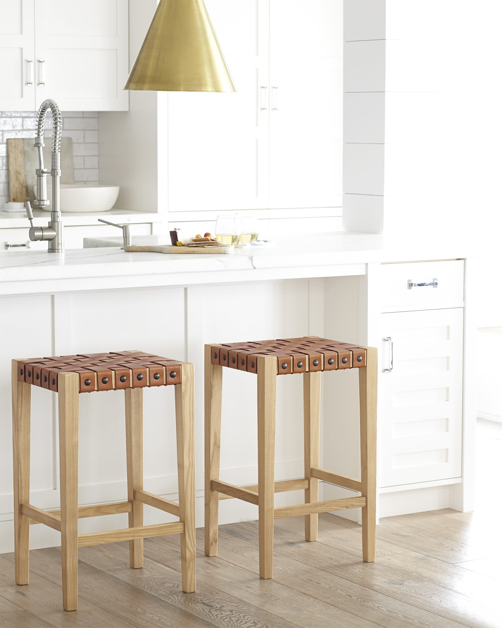 Collins Backless Counter Stool Serena Amp Lily