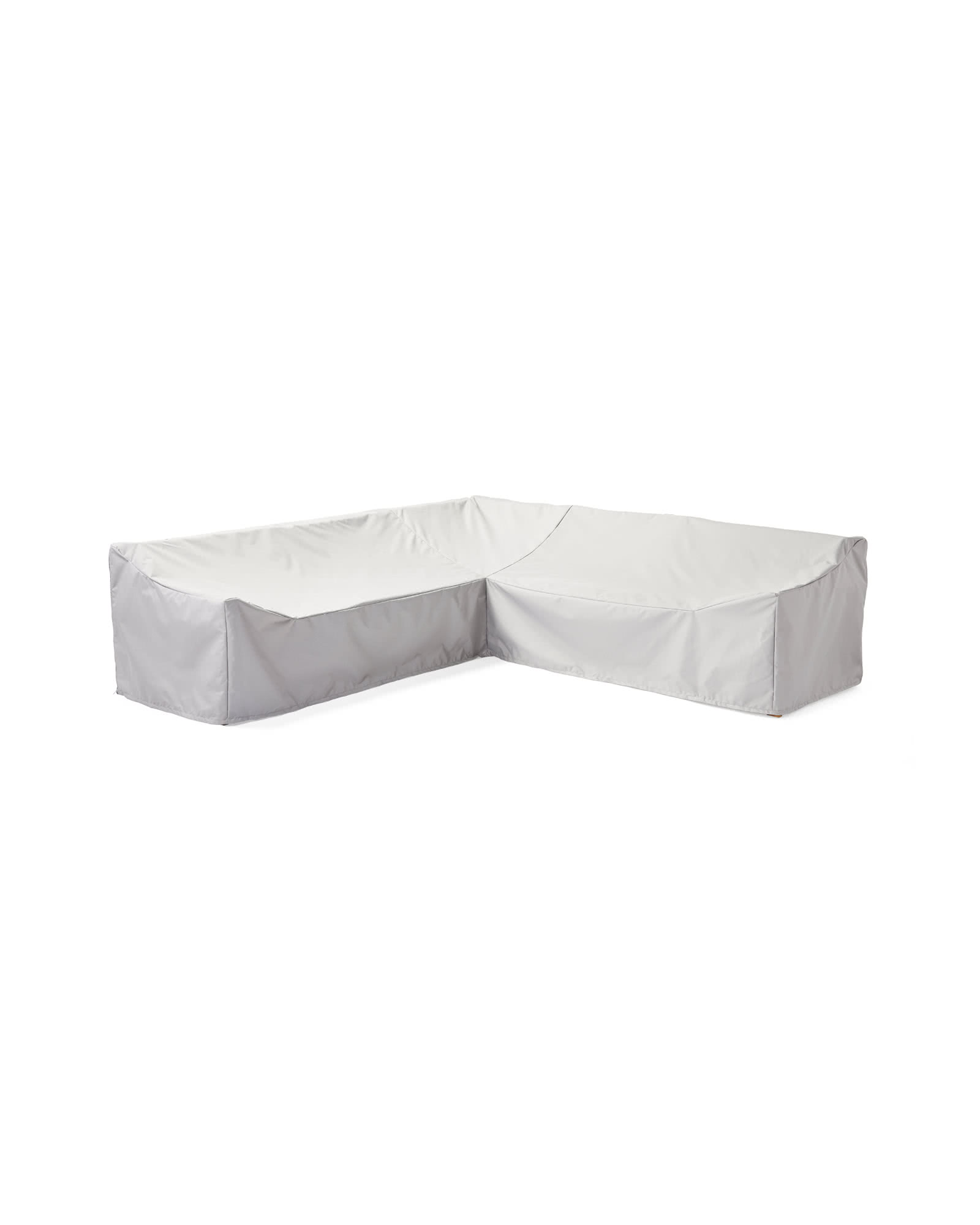Cliffside Teak Sectional Outdoor Cover,