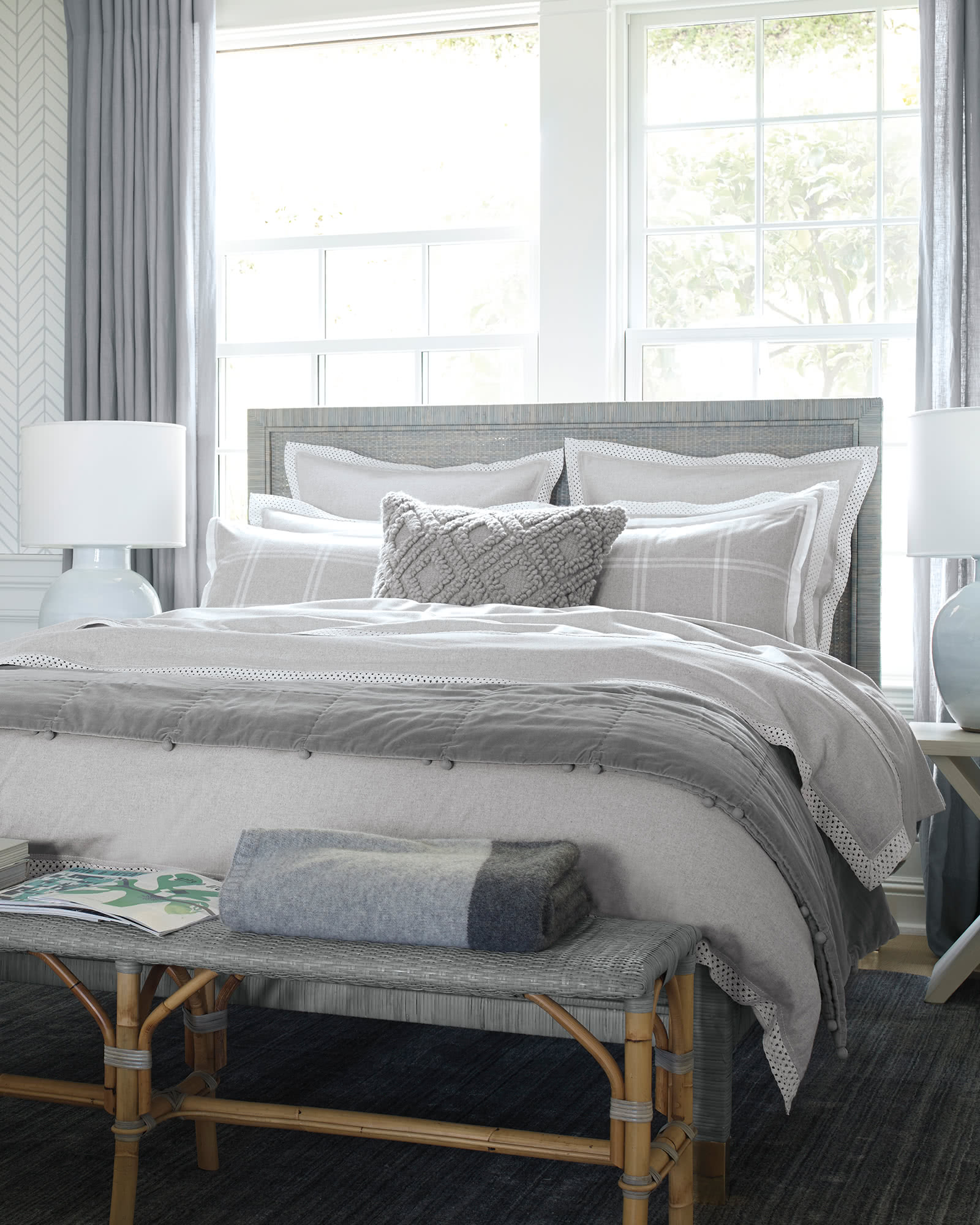 Townsend Coverlet,