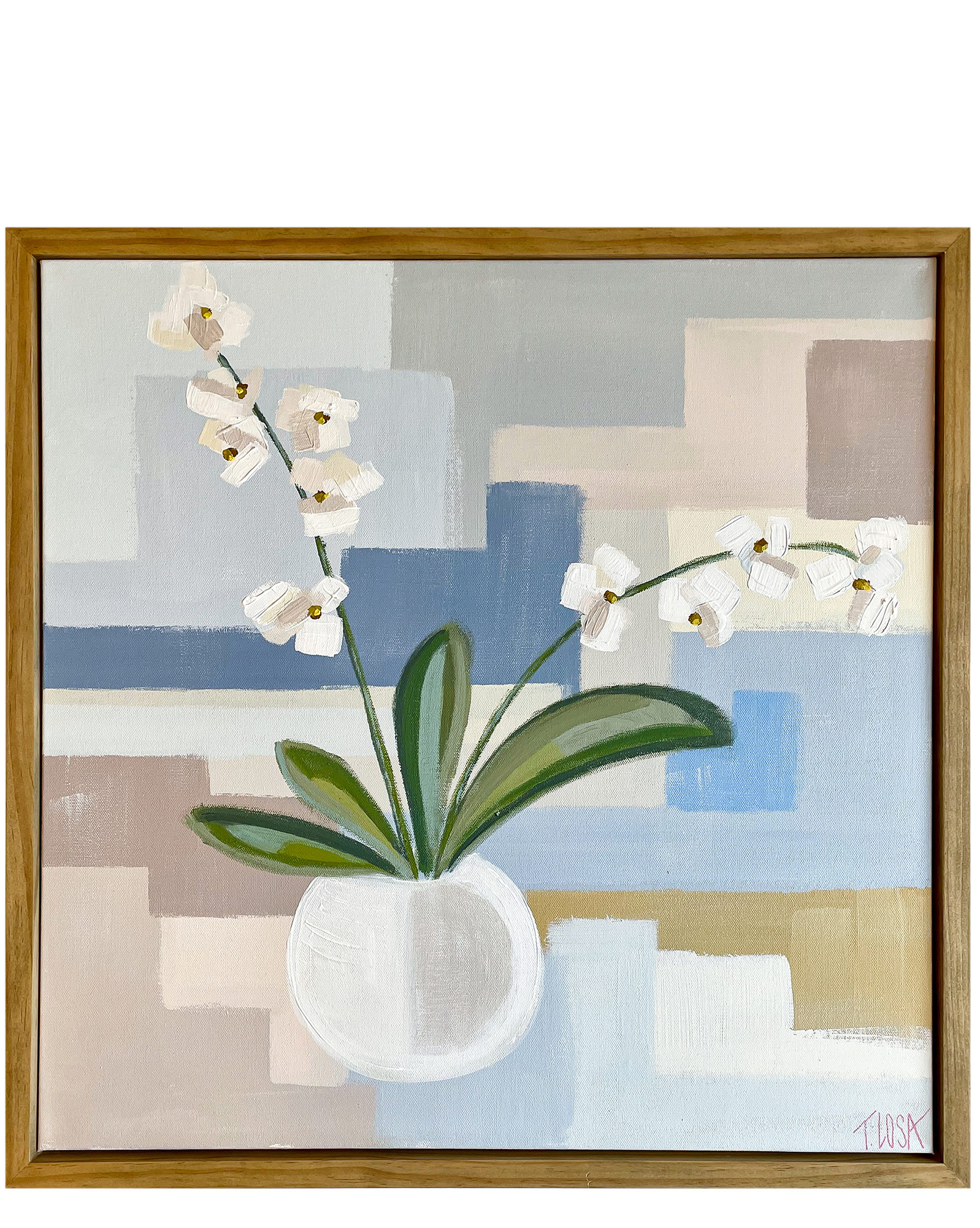 """""""Orchid 2"""" by Theresa Losa,"""