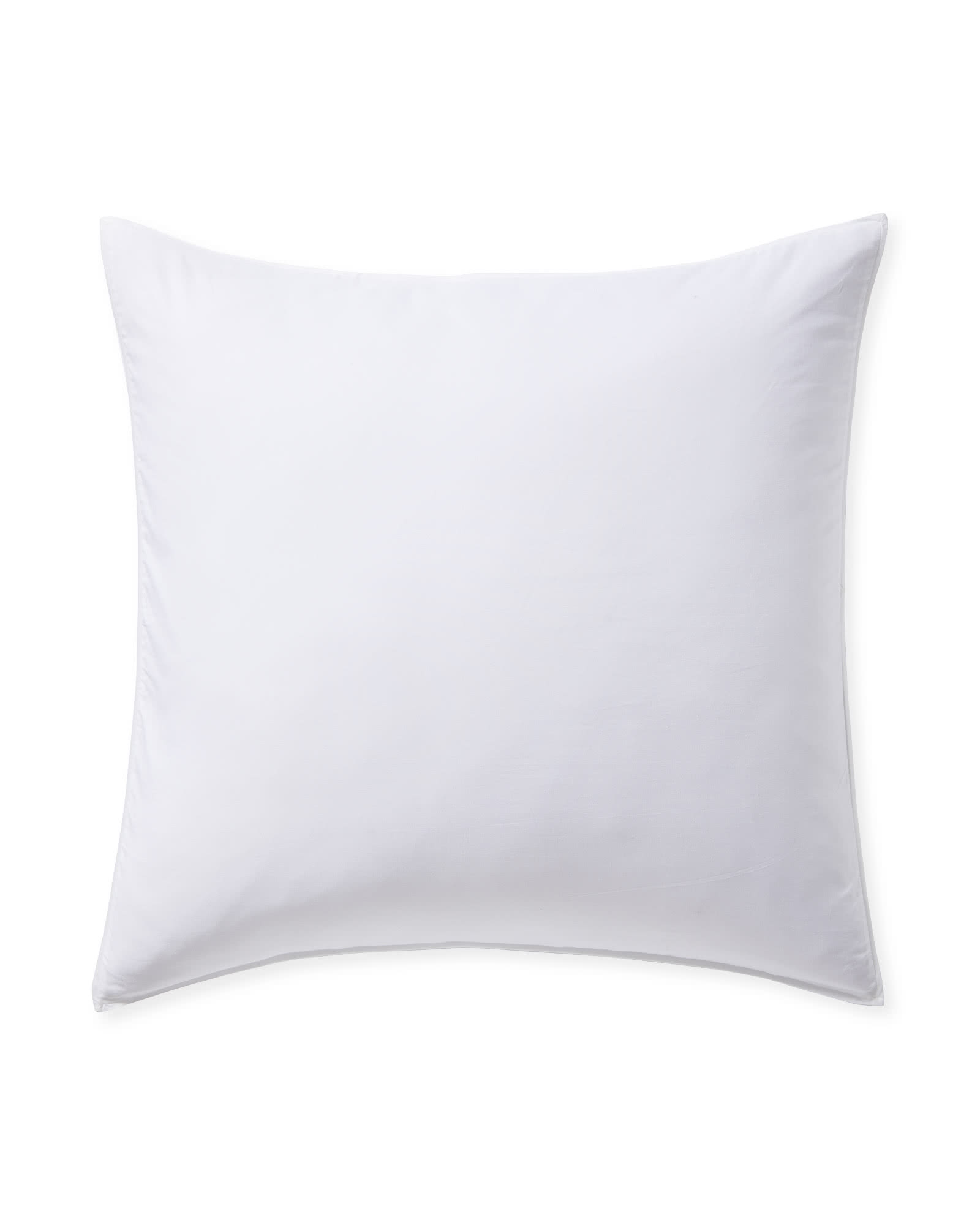 Beach Club Shams, White