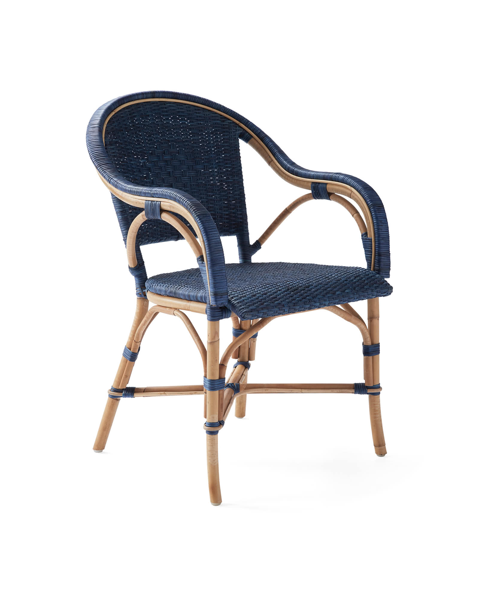 Sunwashed Riviera Armchair by Serena And Lily